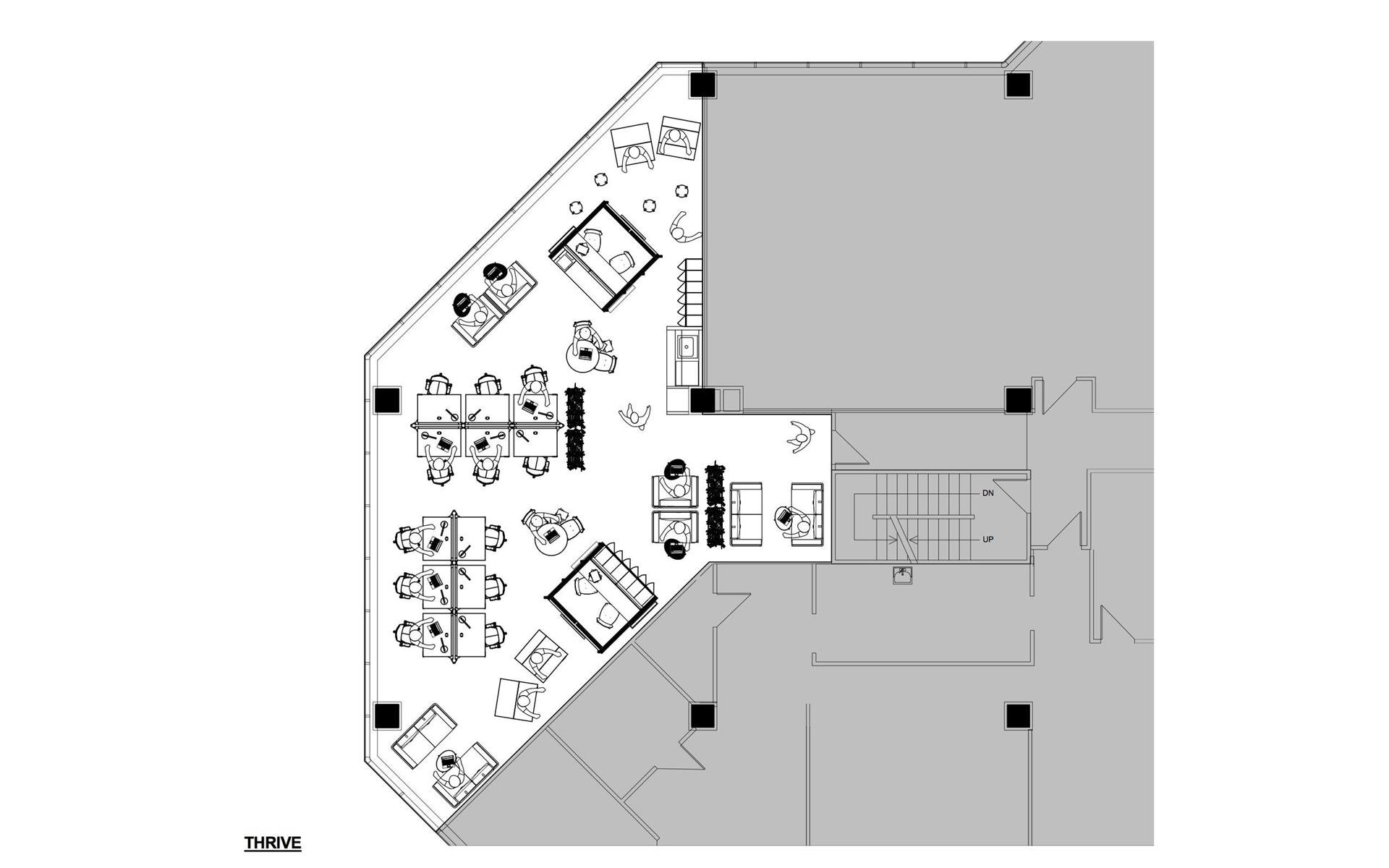 WashingtonREIT | Fairgate at Ballston - altSpace Thrive  | Suite 650