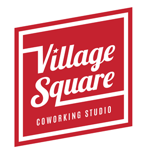Logo of Village Square Coworking Studio