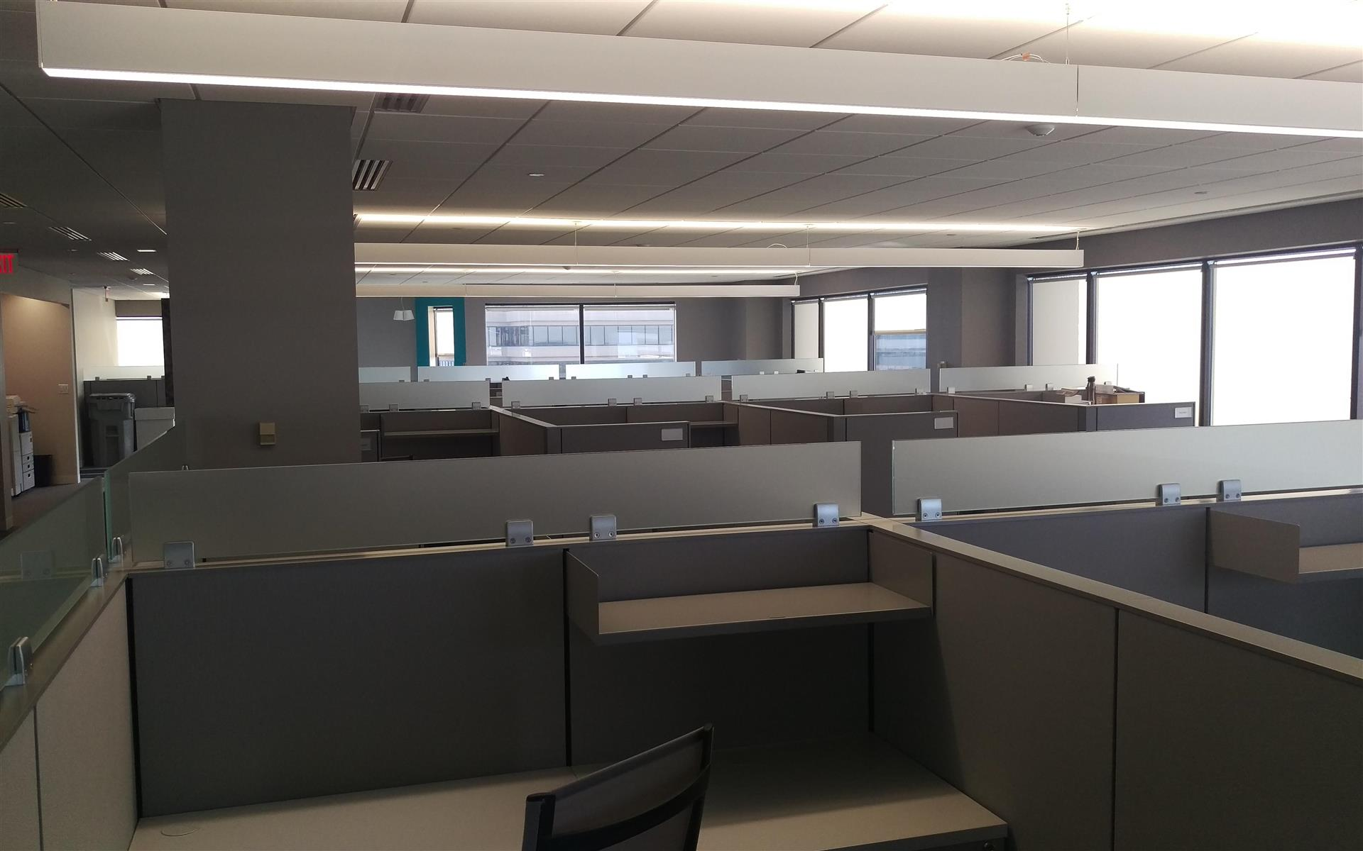 Enziime - Tysons Corner - Suite 900 - Team Office with Window View