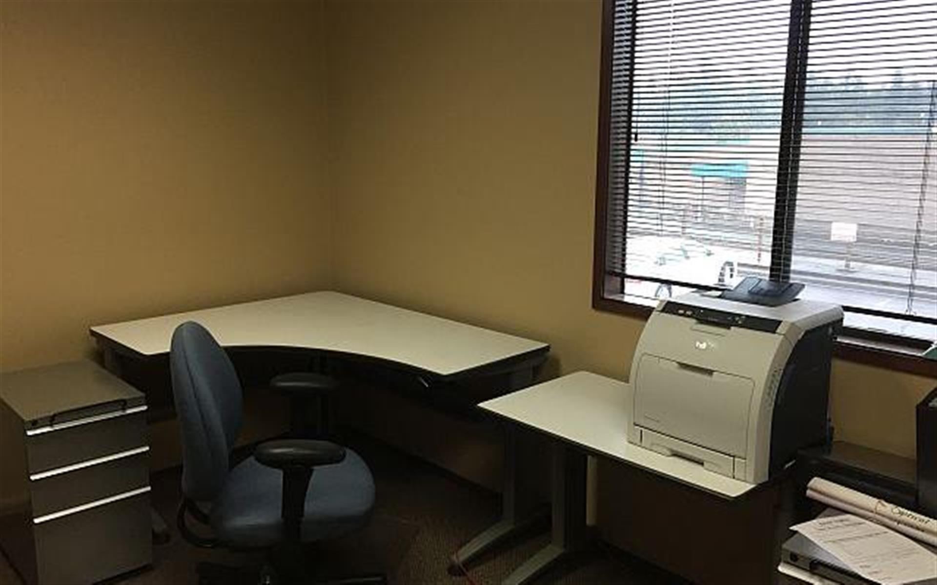 Stewart and Son Computer Services, LLC - Shared Office with Window