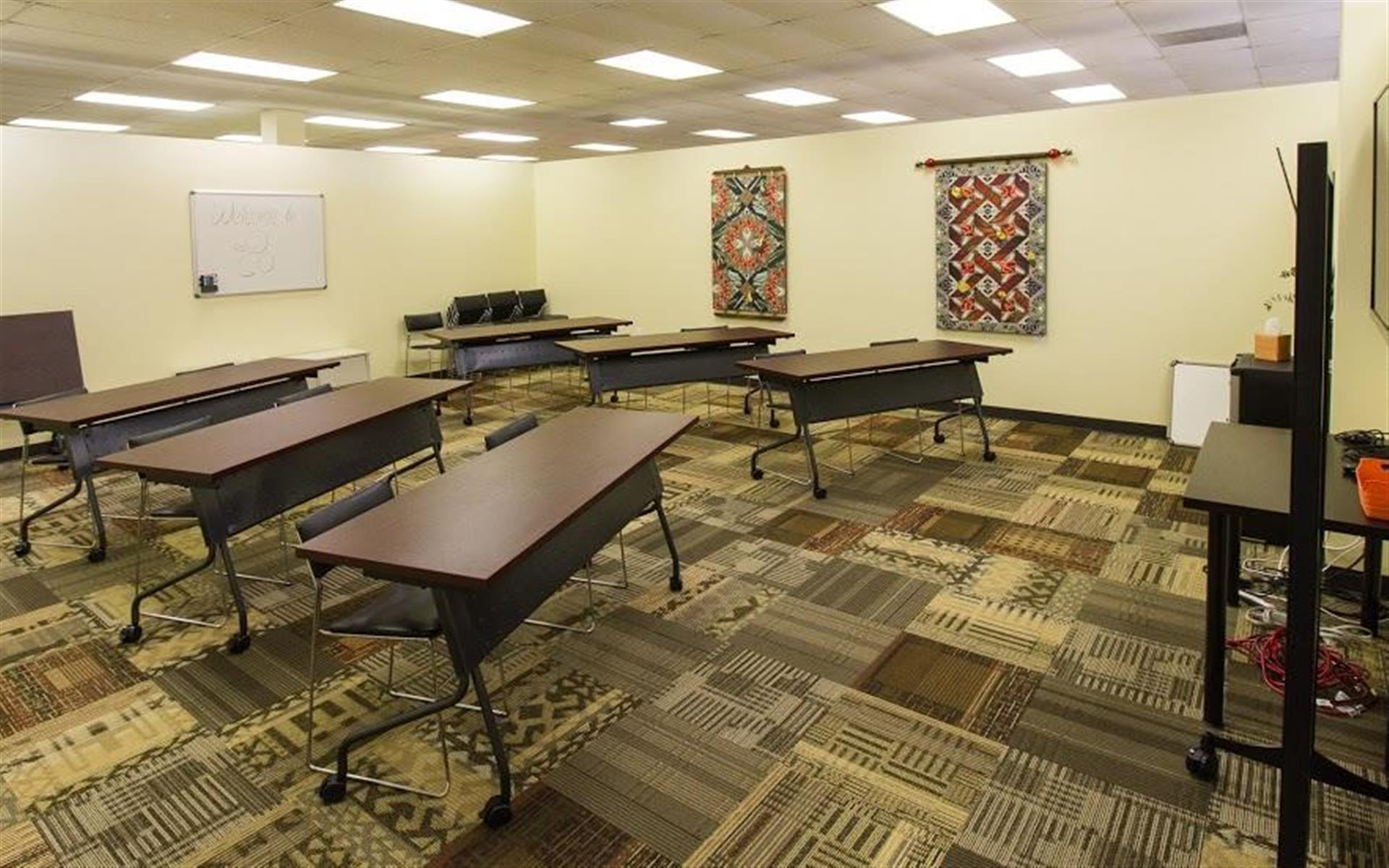Orange Coworking - Satsuma -The Big Room