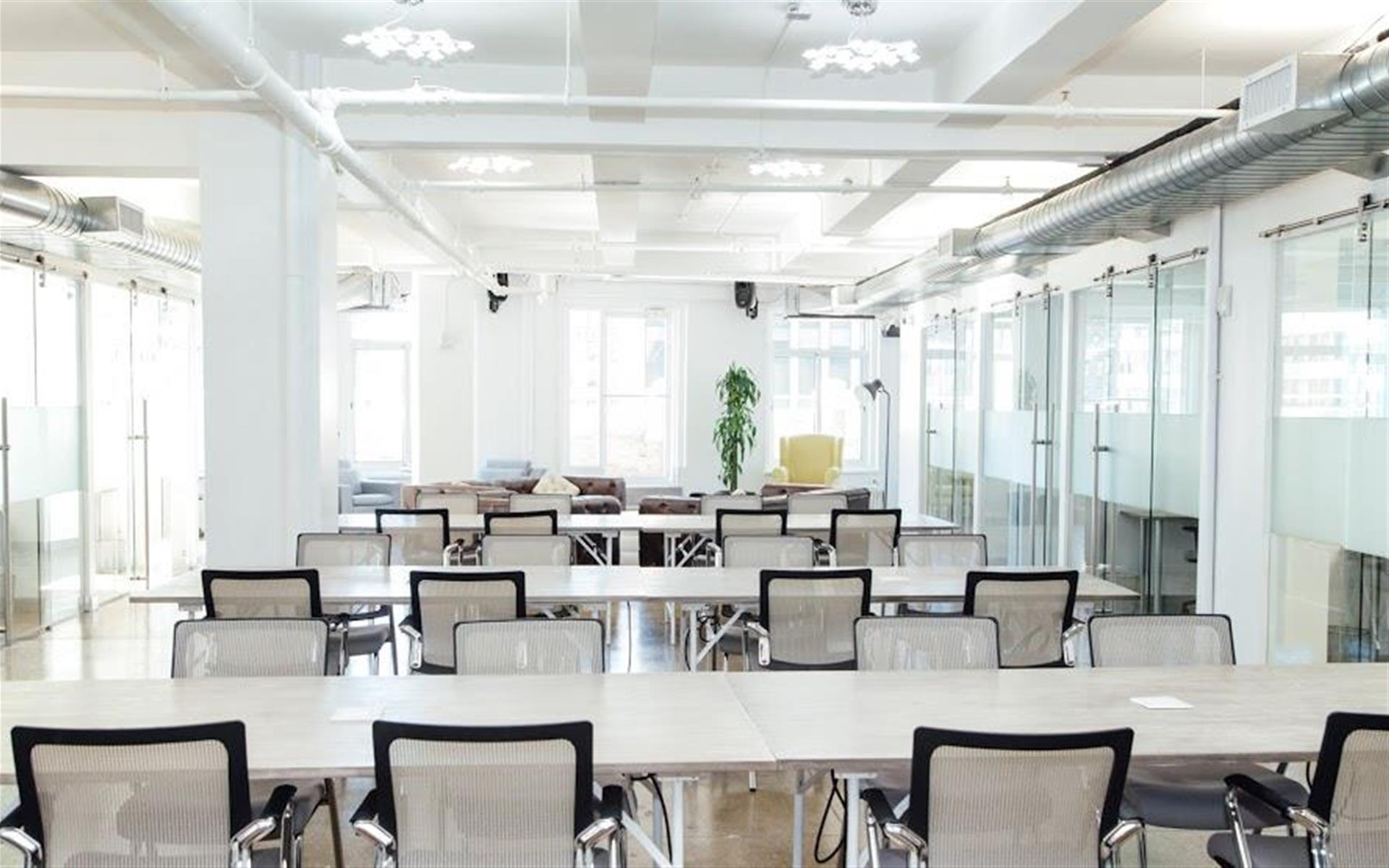 WorkVille Midtown NYC - Open Desk