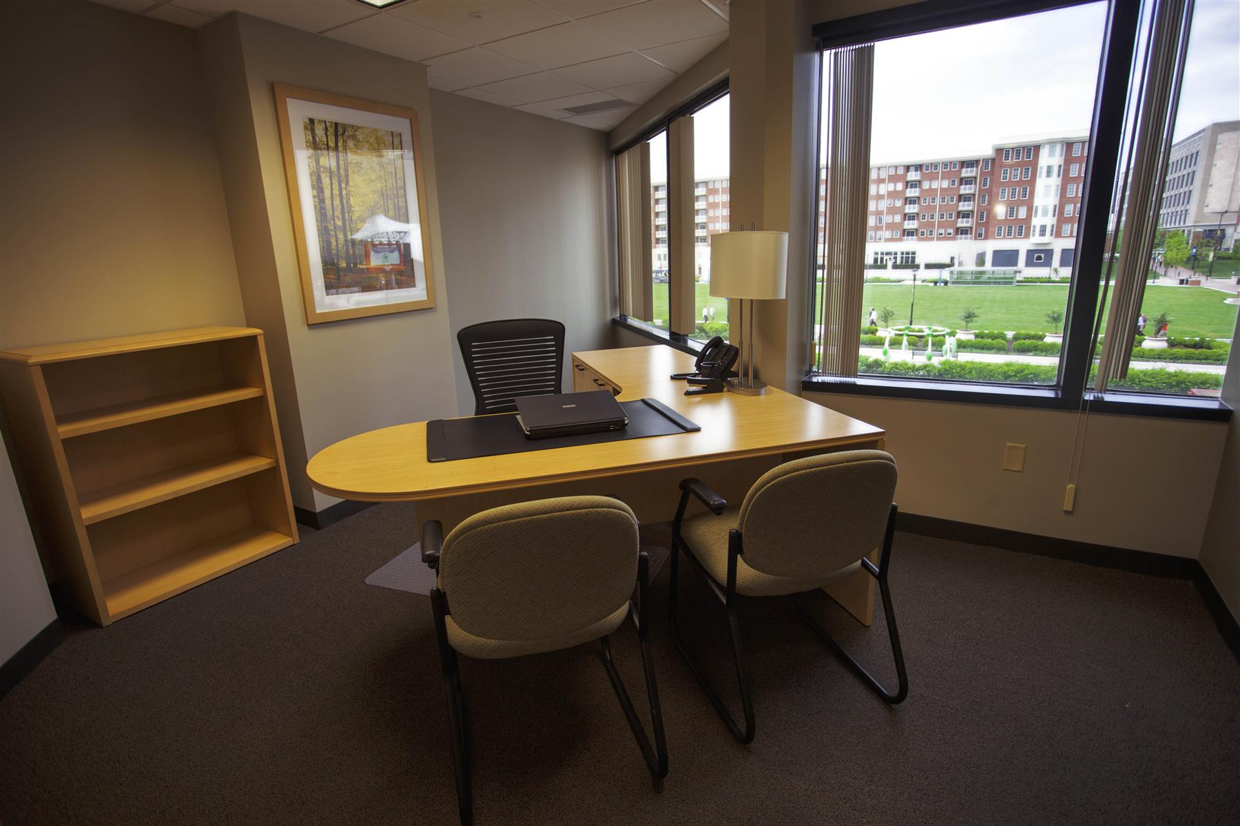 Intelligent Office - Columbus - Executive Office 1