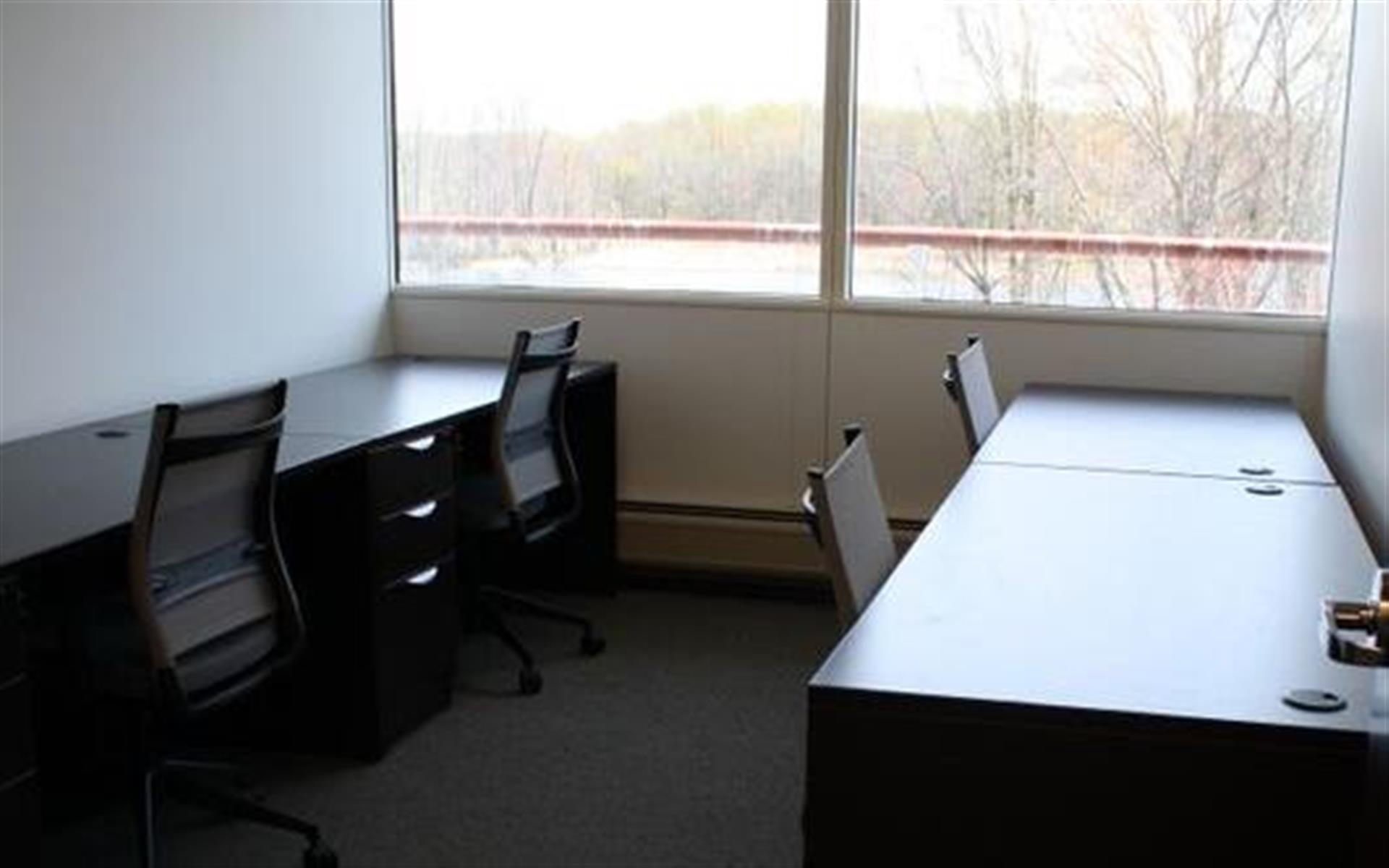 CoWork Connection Plus - Team office for 4
