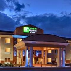 Host at Holiday Inn Express & Suites Albuquerque Airport