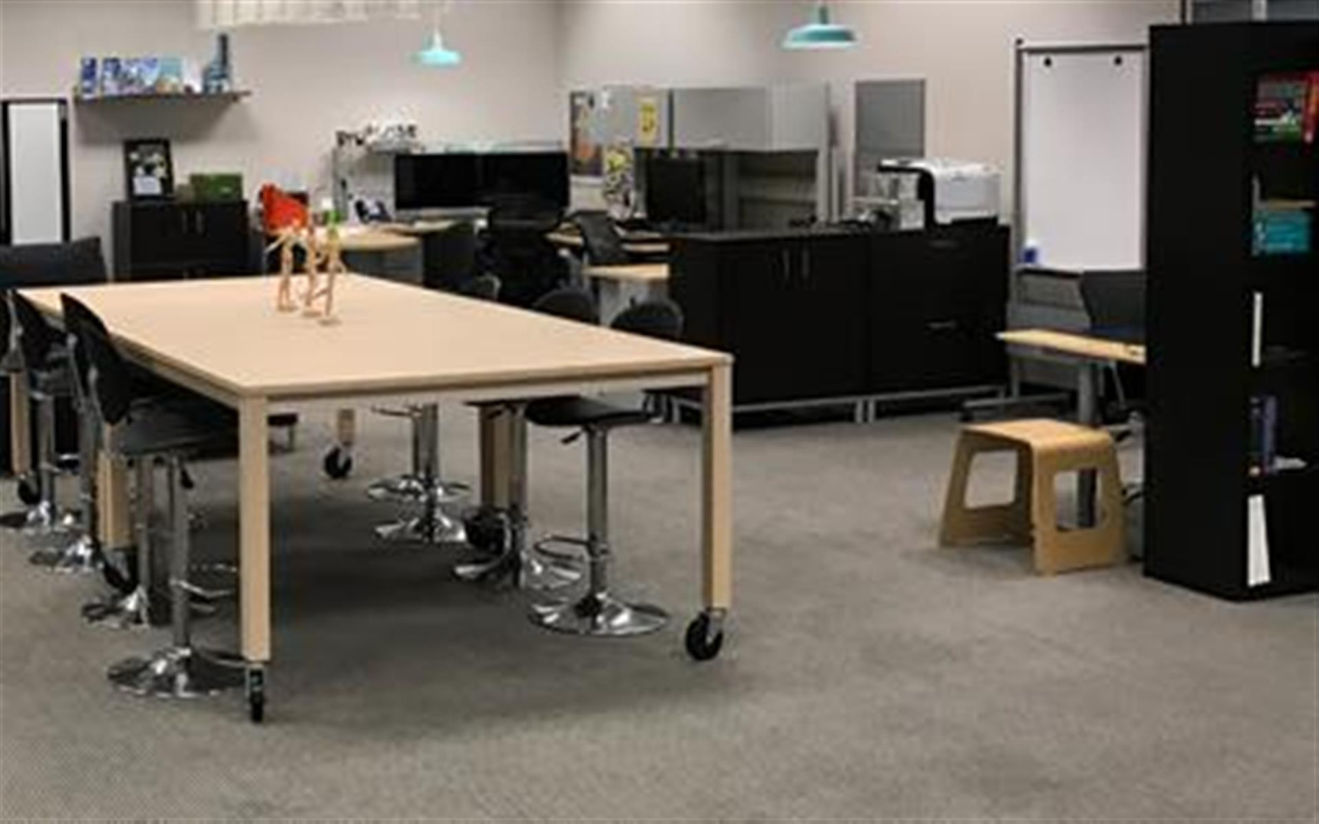 The Office of Silicon Valley - Collaborative Open Space