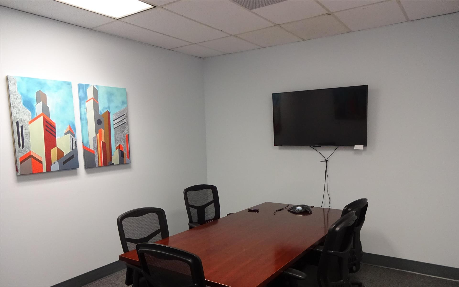 Suites@Madison - Meeting Room 1 of 2