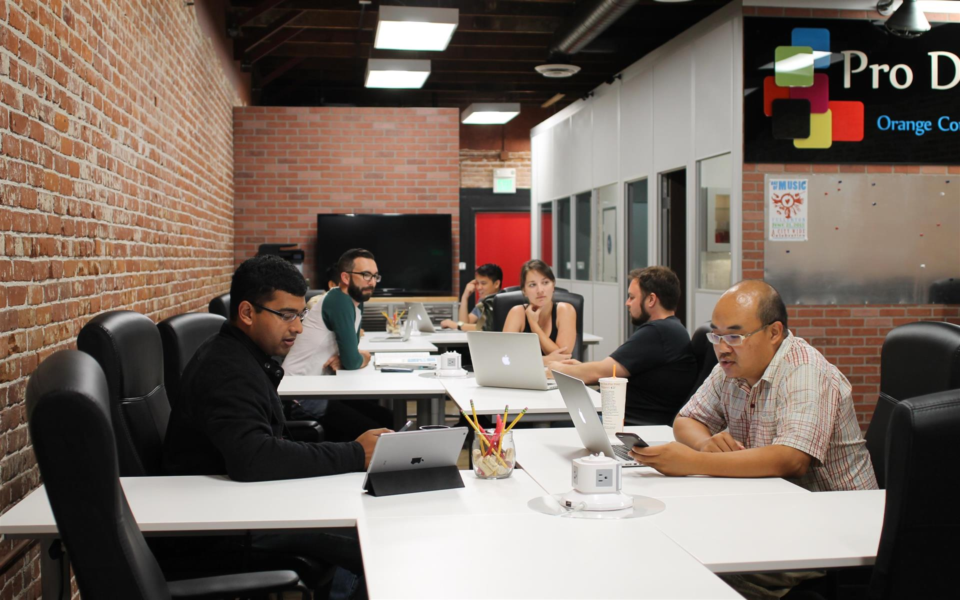 Pro Desk Space - Open Desk - 12 Day Pass