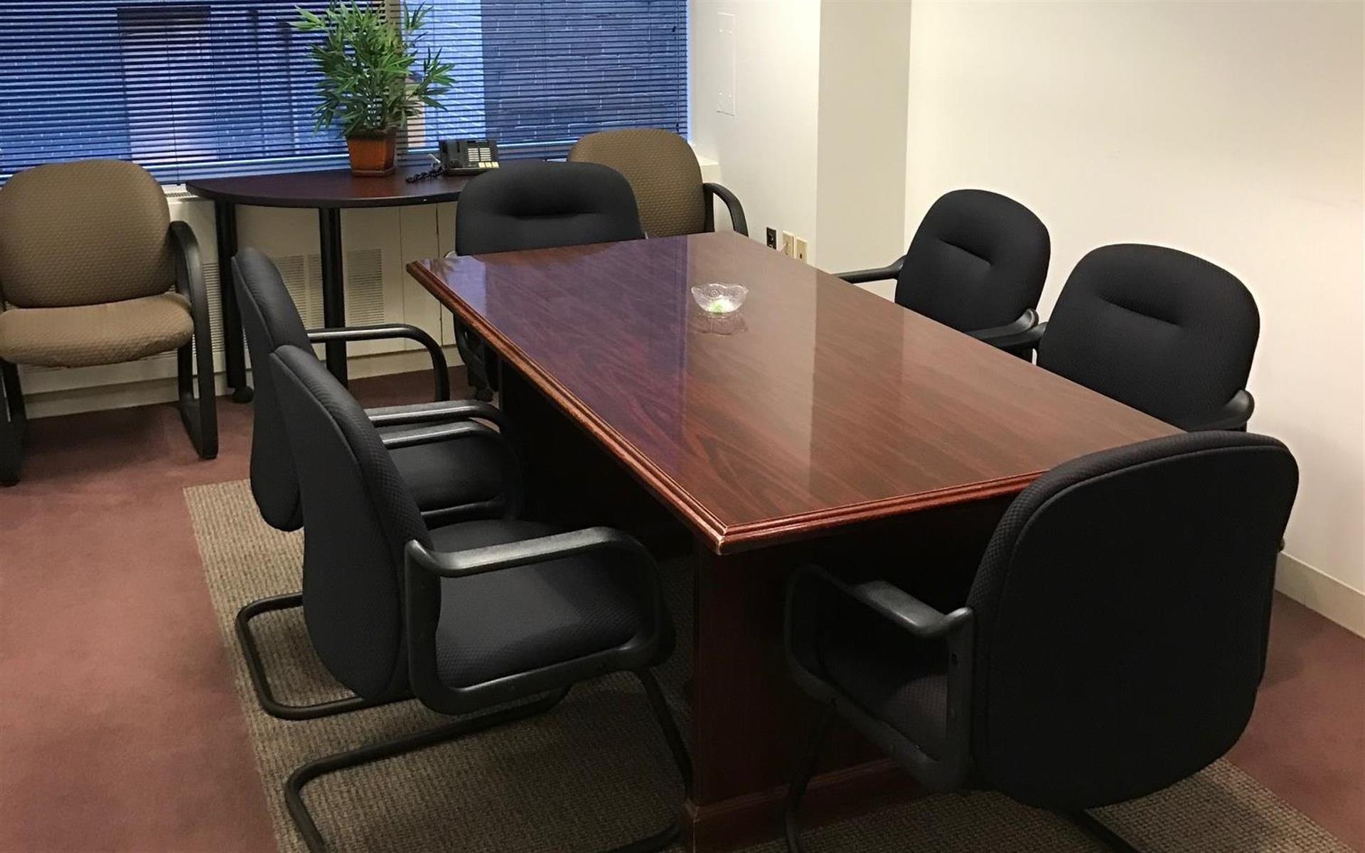 Source Office Suites - Farragut Square - Conference Room