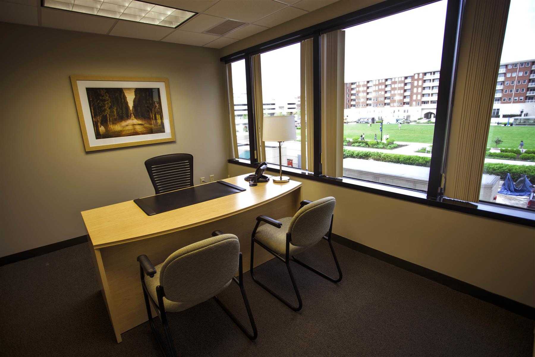Intelligent Office - Columbus - Executive Office 2