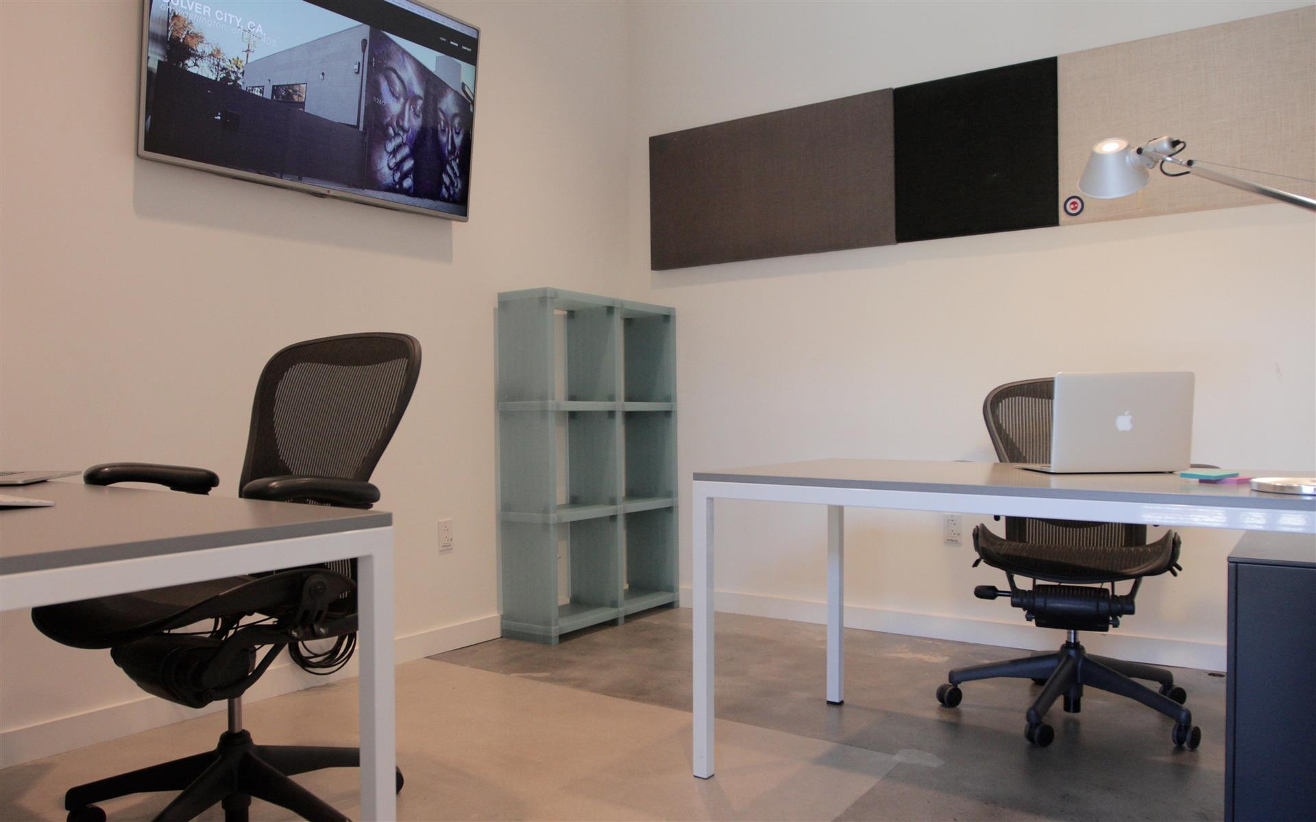 3RBLab - office 4 - 2 to 3 people private office