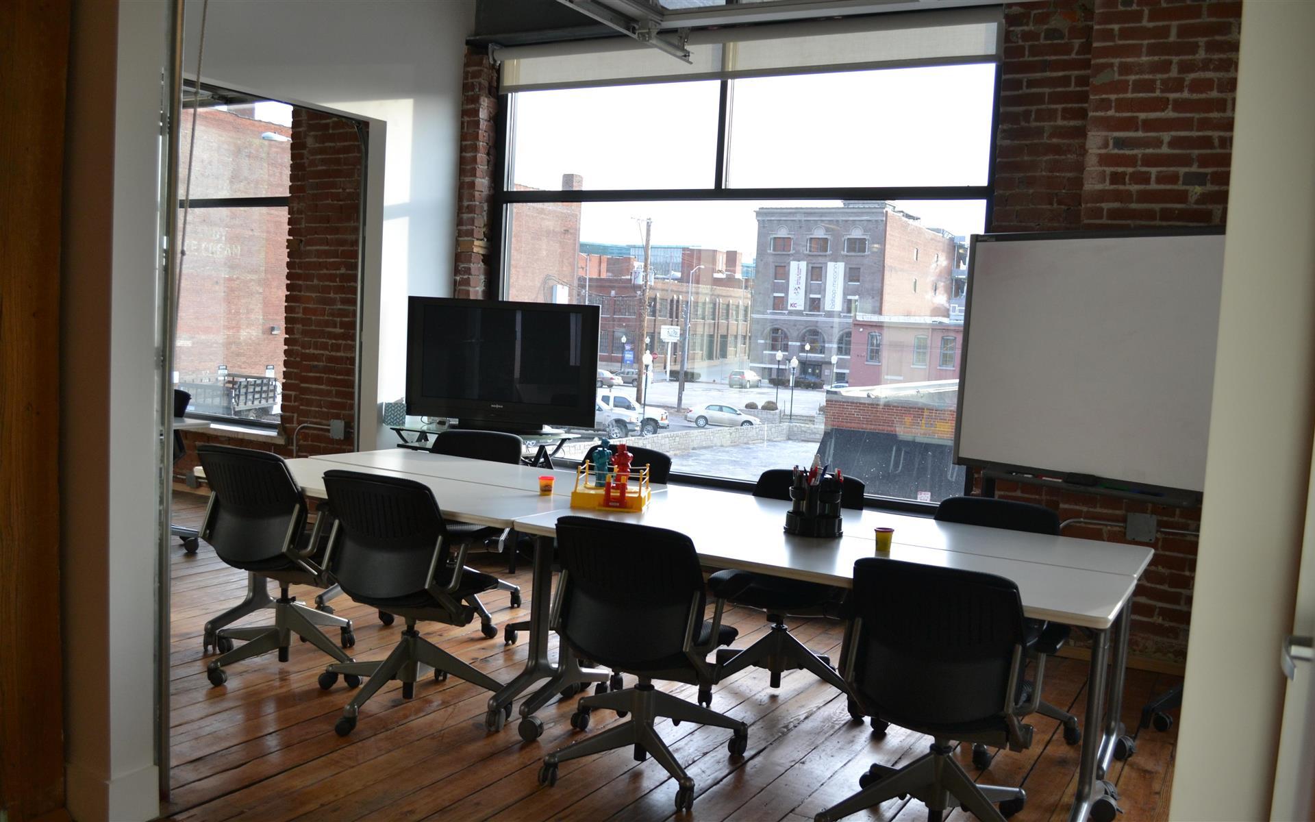 Think Big Coworking - Meeting Room 2C