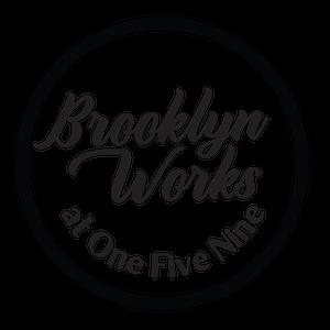 Logo of BrooklynWorks at 159