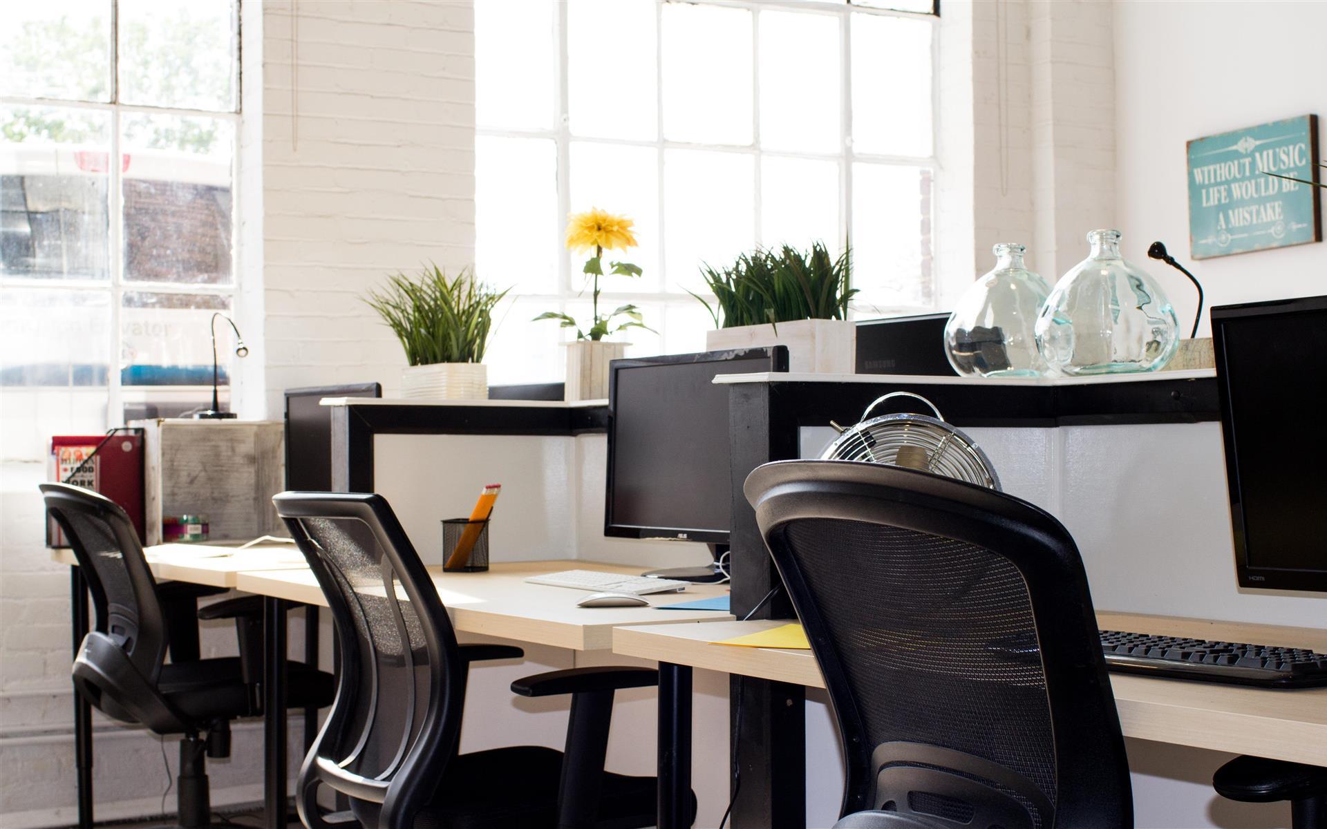 District 28 WorkSpace - Dedicated Desk (WorkSpace 3)