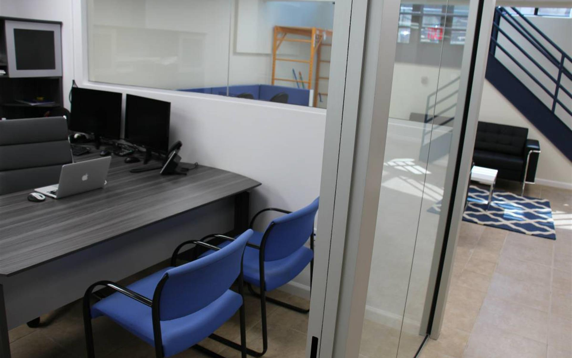 Office on the Bay - Dedicated Desk/Semi-Private Office Suite