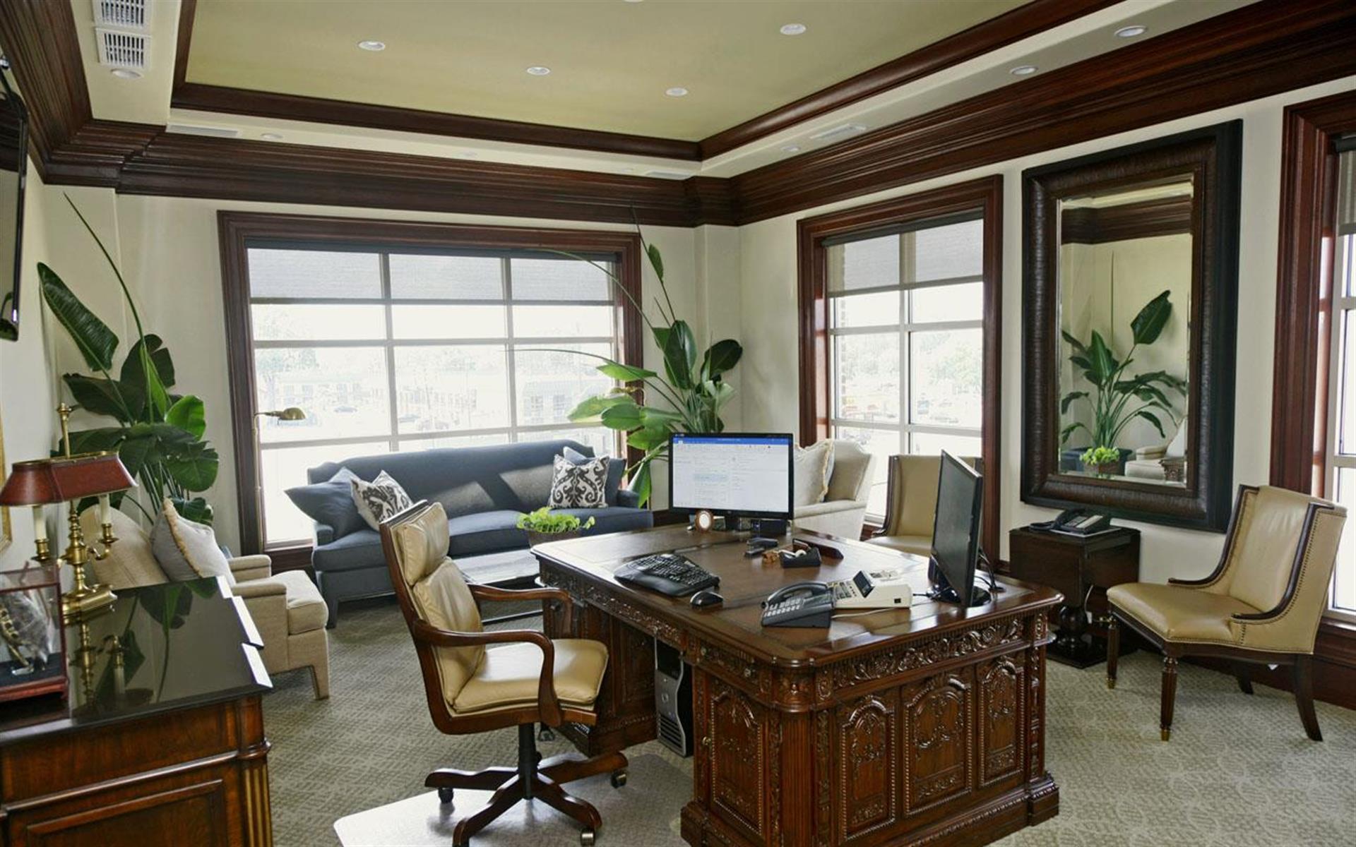 The Dixon Building - Executive Office