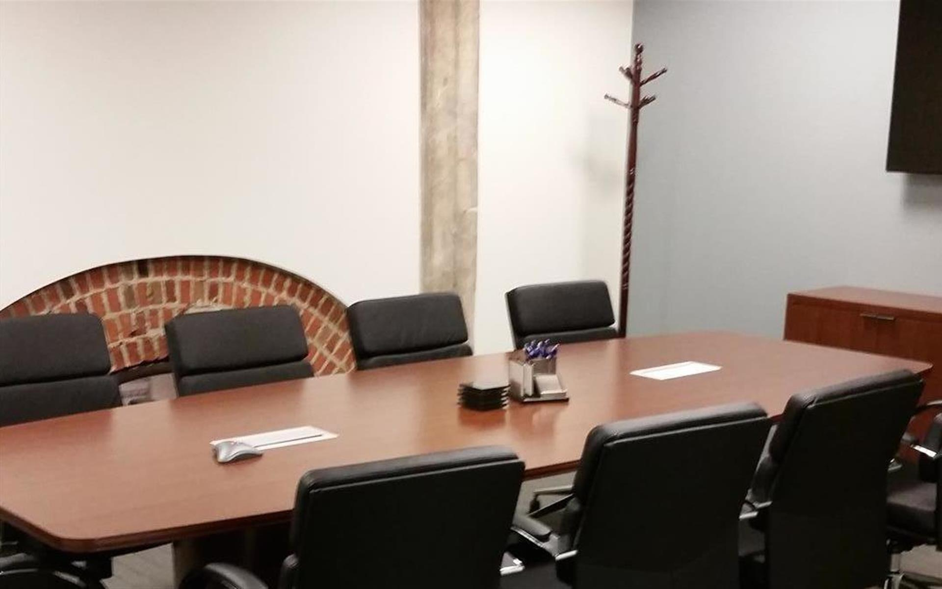 PacMutual Bldg. - First Legal Deposition - Videoconference Room - Large