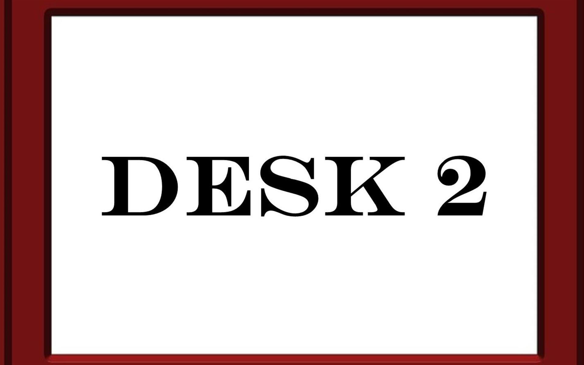 Resource Suites LLC - Desk 2