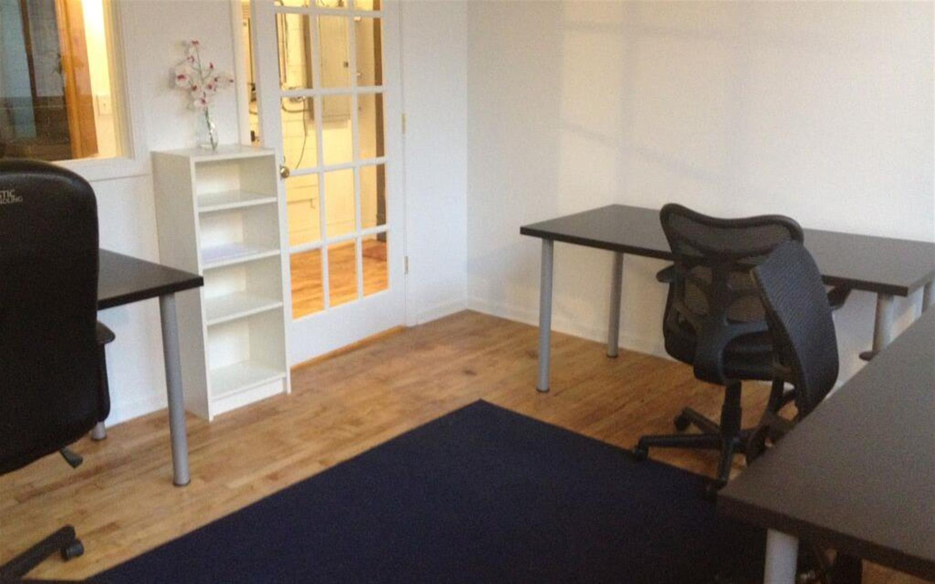 Free Range Office - Hourly Private Office