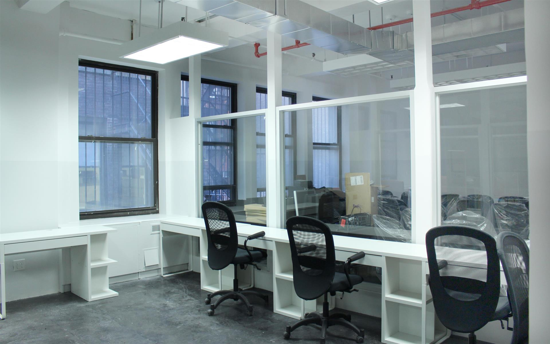 Ensemble - Coworking in Midtown Manhattan - Team Office for 15