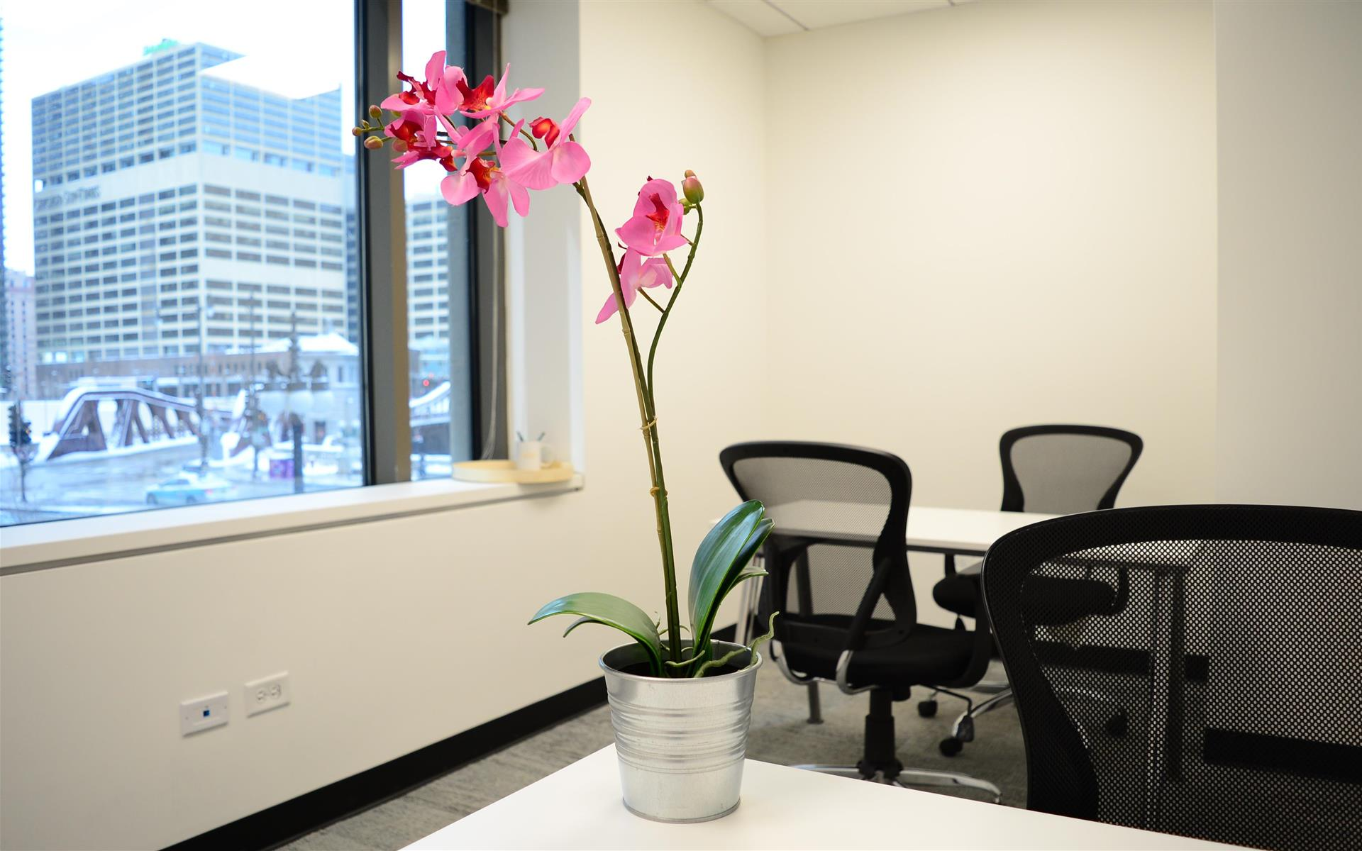 Level Office Golden Triangle - Private Office for 4