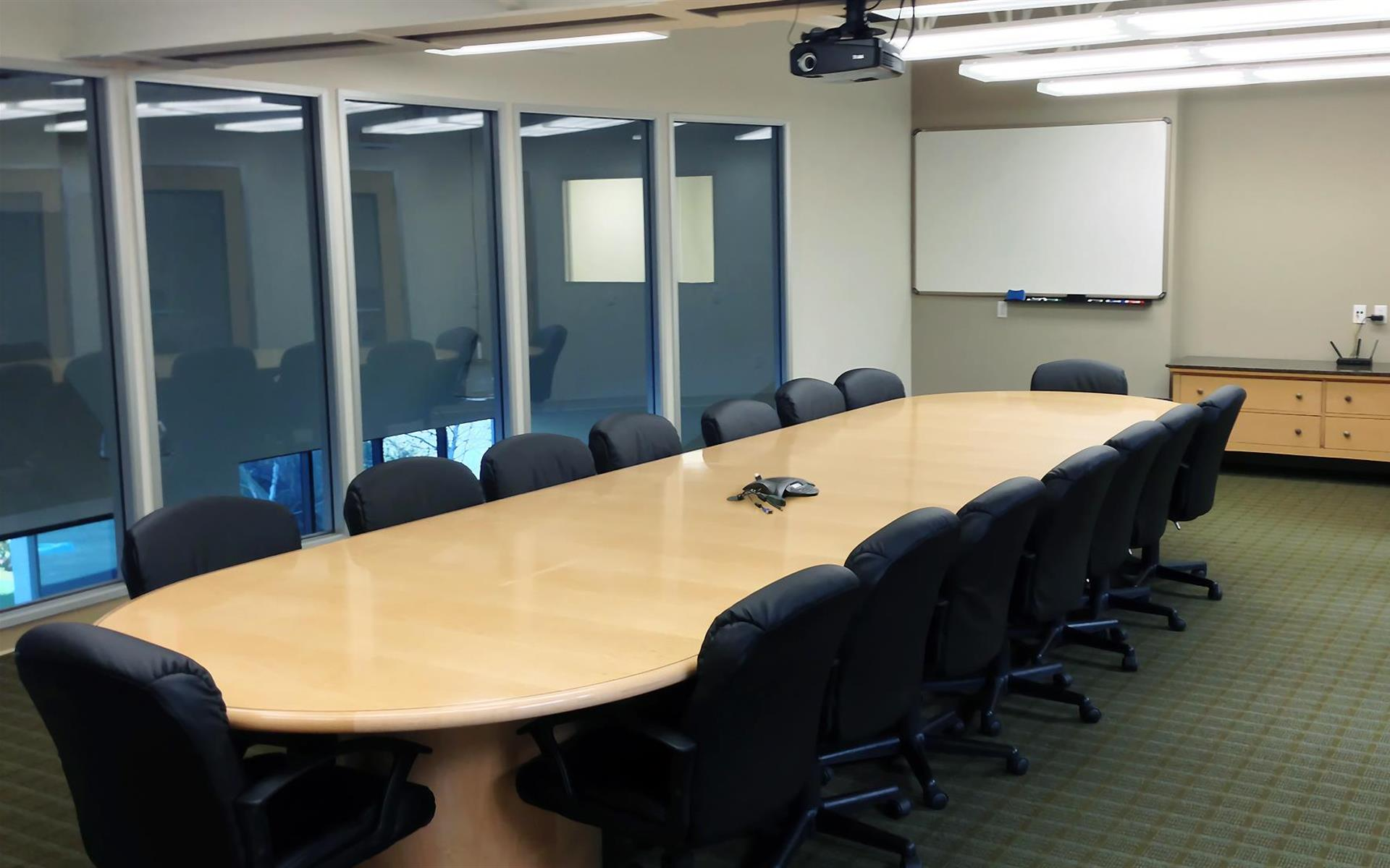 Critosphere - A Coworking Solution in Fremont - Large Conference Room