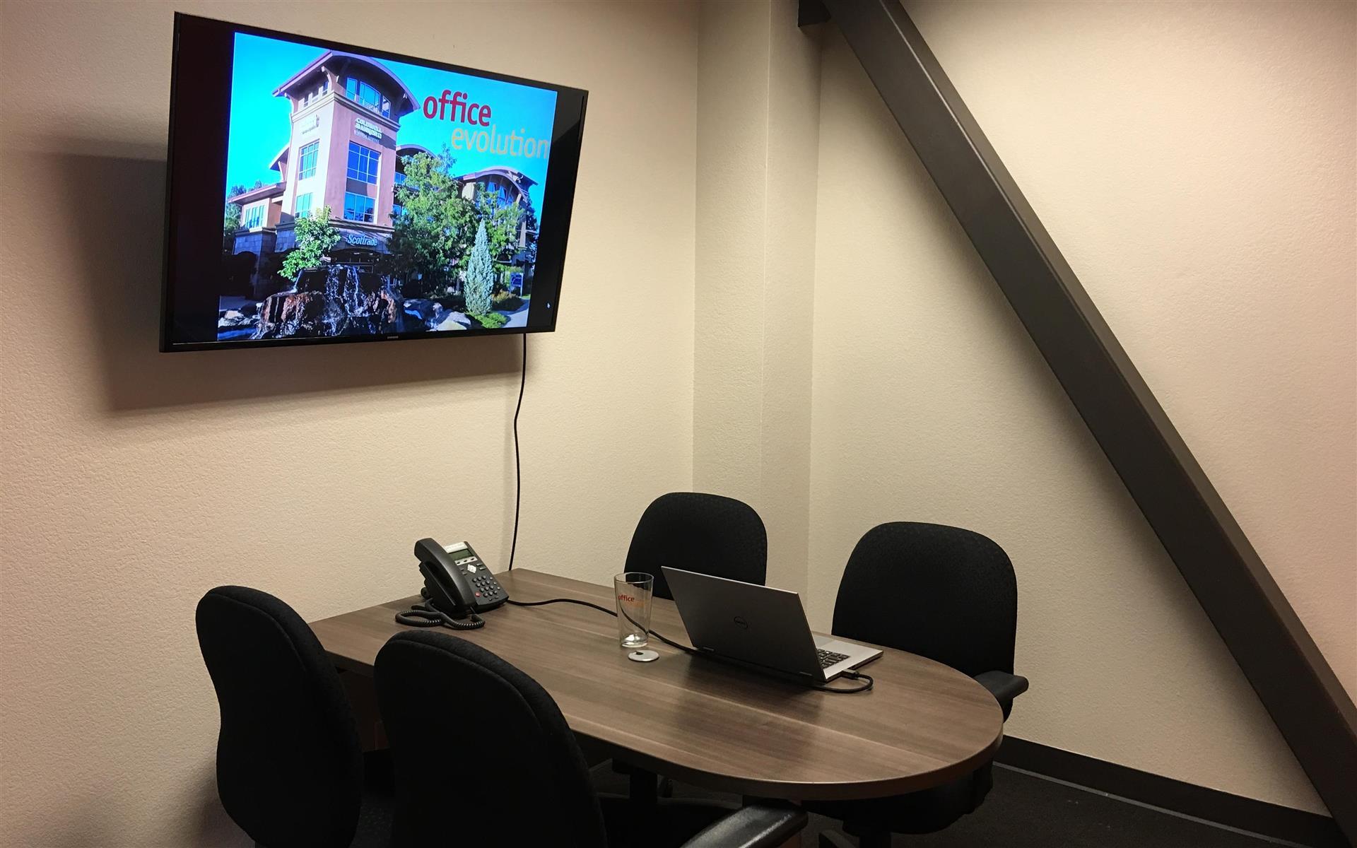 Office Evolution - Fort Collins - Conference Room 2