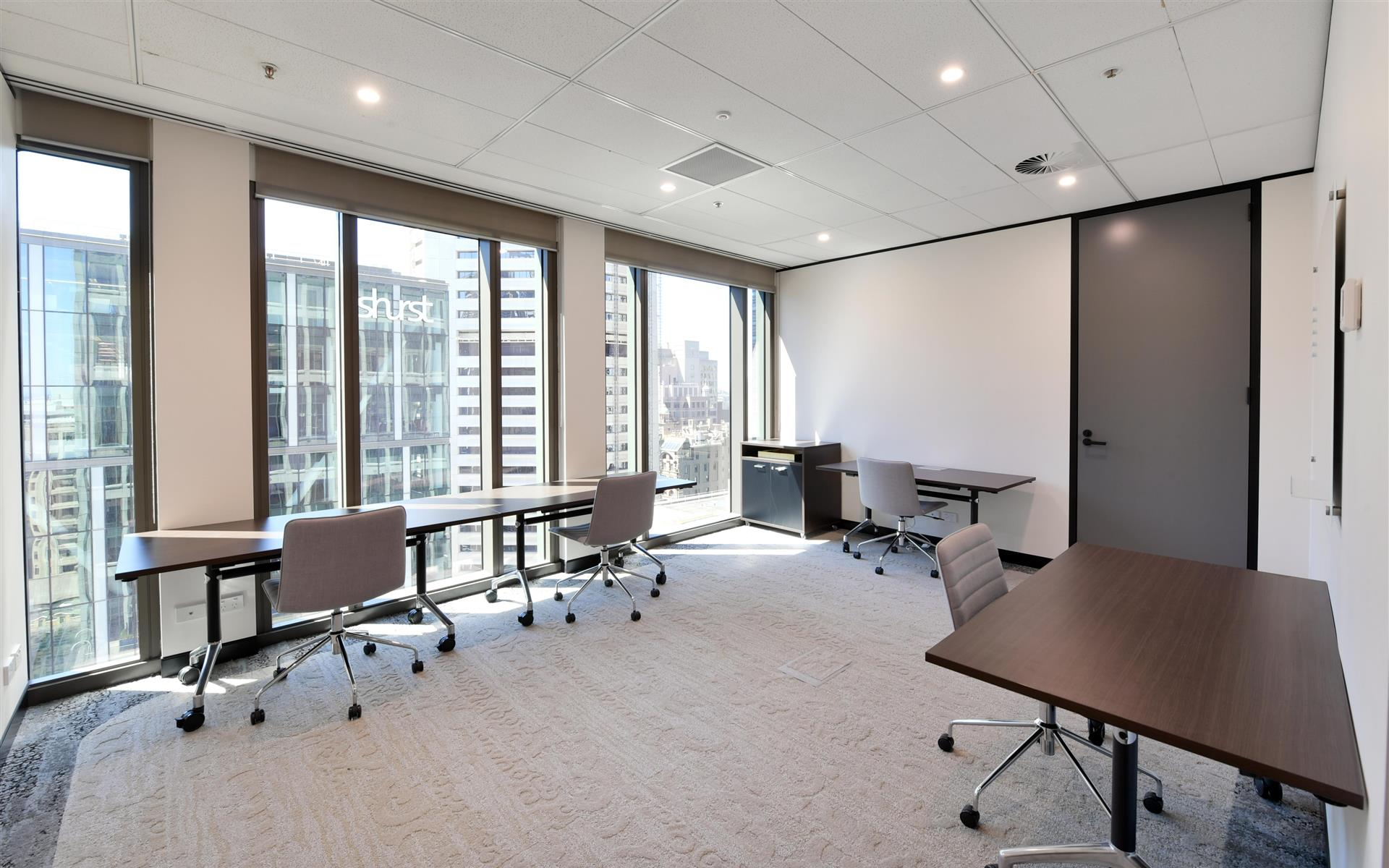 Flexispace @ 1 Martin Place - Team Office for 6 @ 1 Martin Pl (MR7)