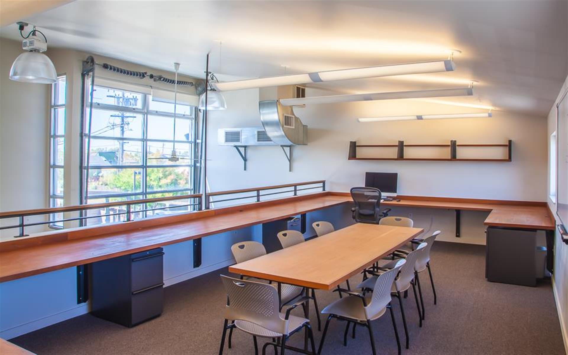Todd Jersey Architecture - Loft Team Space