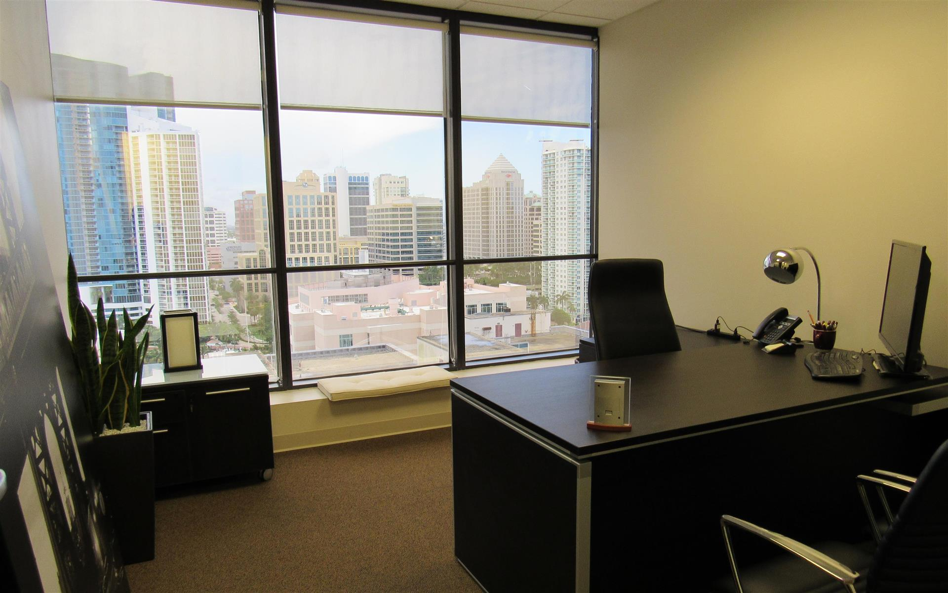 Empire Executive Offices - Monthly Day Office (City View)