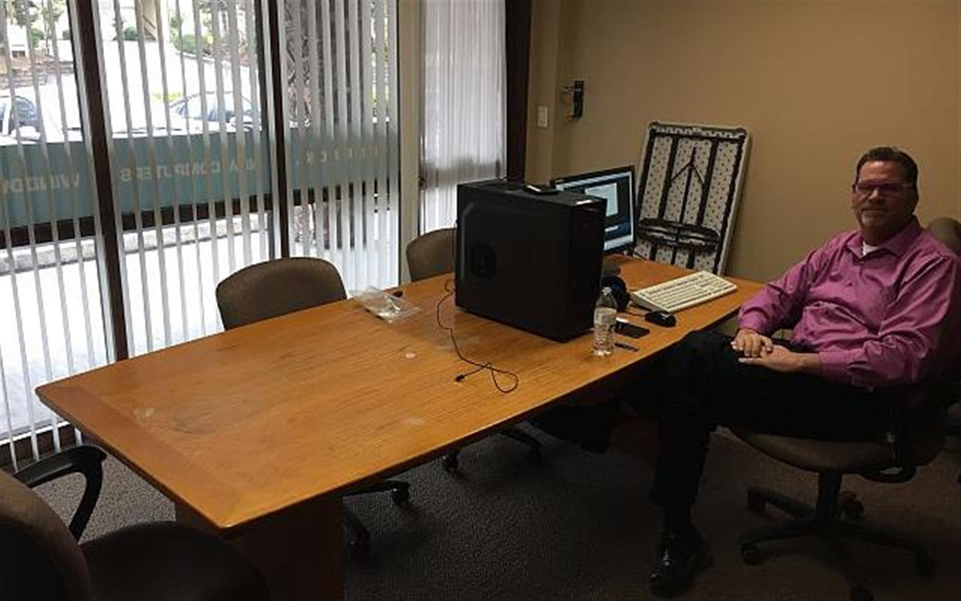 Stewart and Son Computer Services, LLC - Conference Room