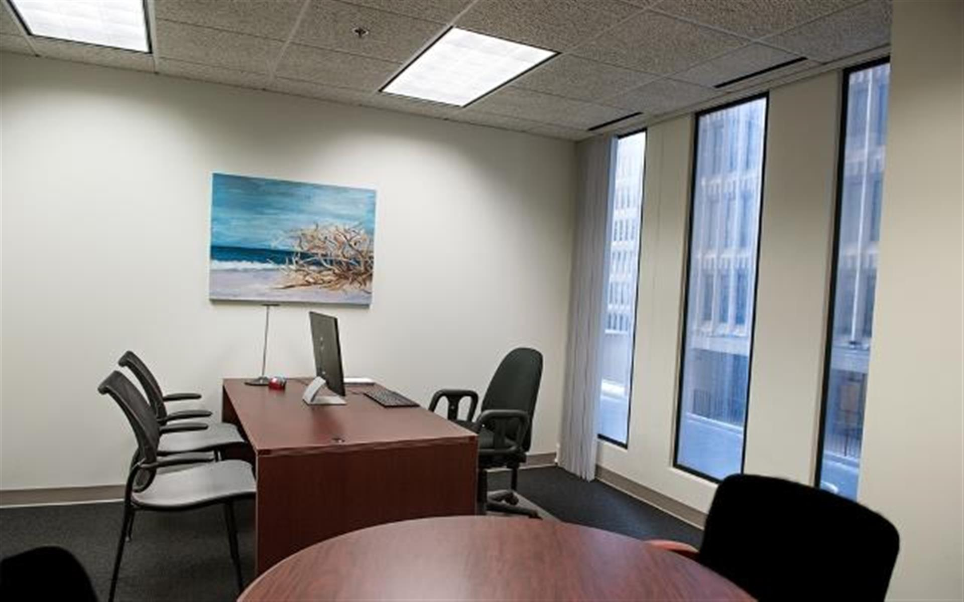 Peachtree Offices at Downtown, Inc. - Suite - (Up to 1500sq.ft. Available)