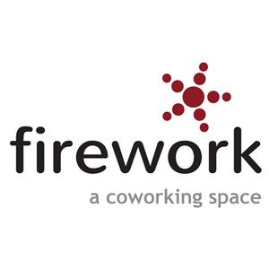 Logo of firework