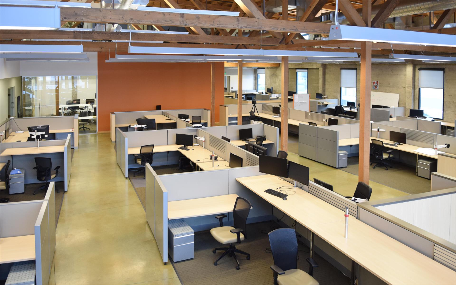 Onerent - Open Desks, Sitting or Standing