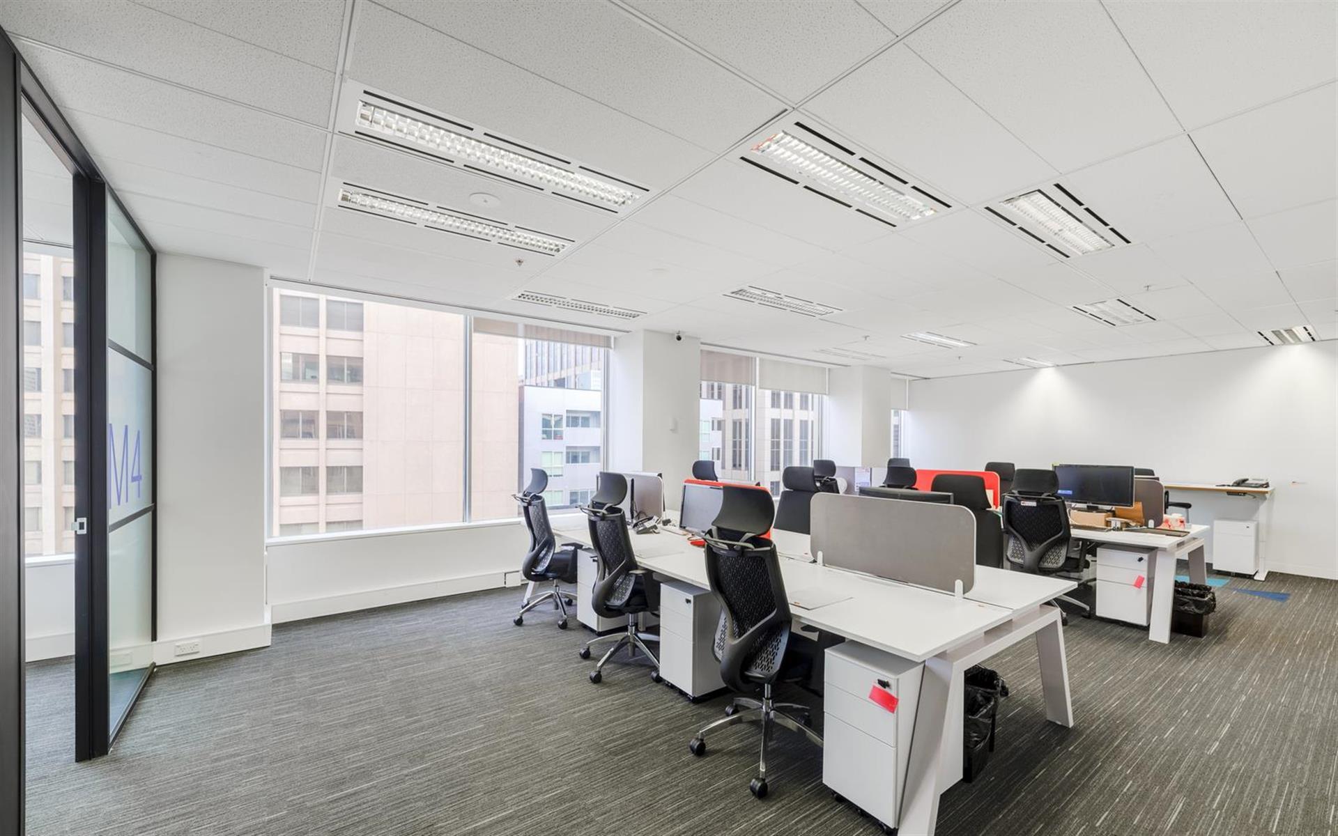 330 Collins Street Business Centre - Co- Working Flexidesks @ 330 Collins