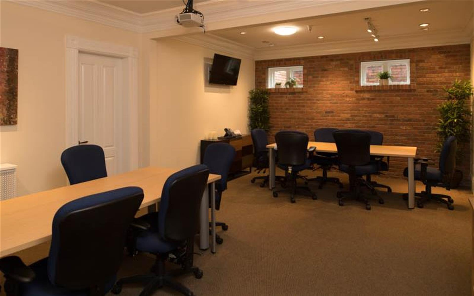 Victory Workspace Danville - Conference Meeting Room