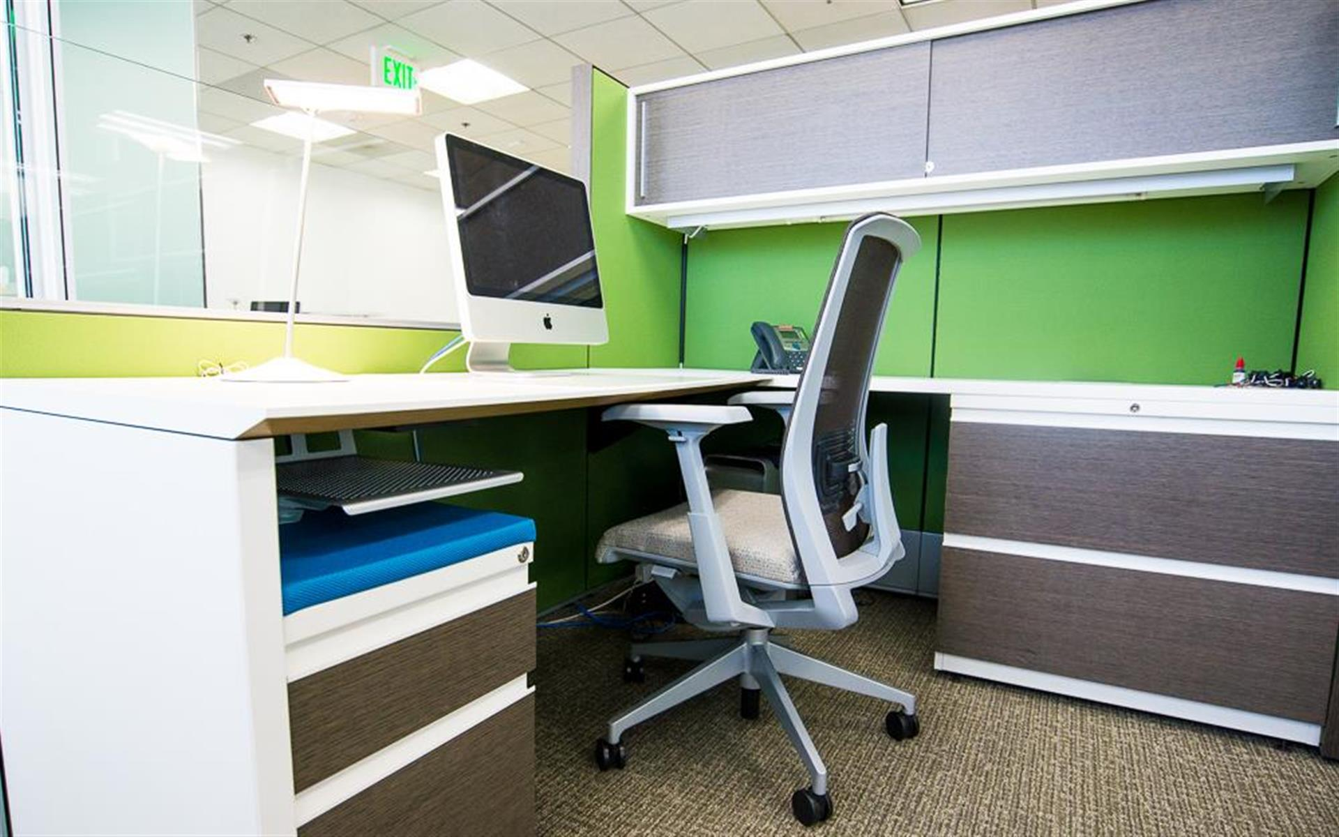 Reynolds & Associates - Semi-private Creative Office