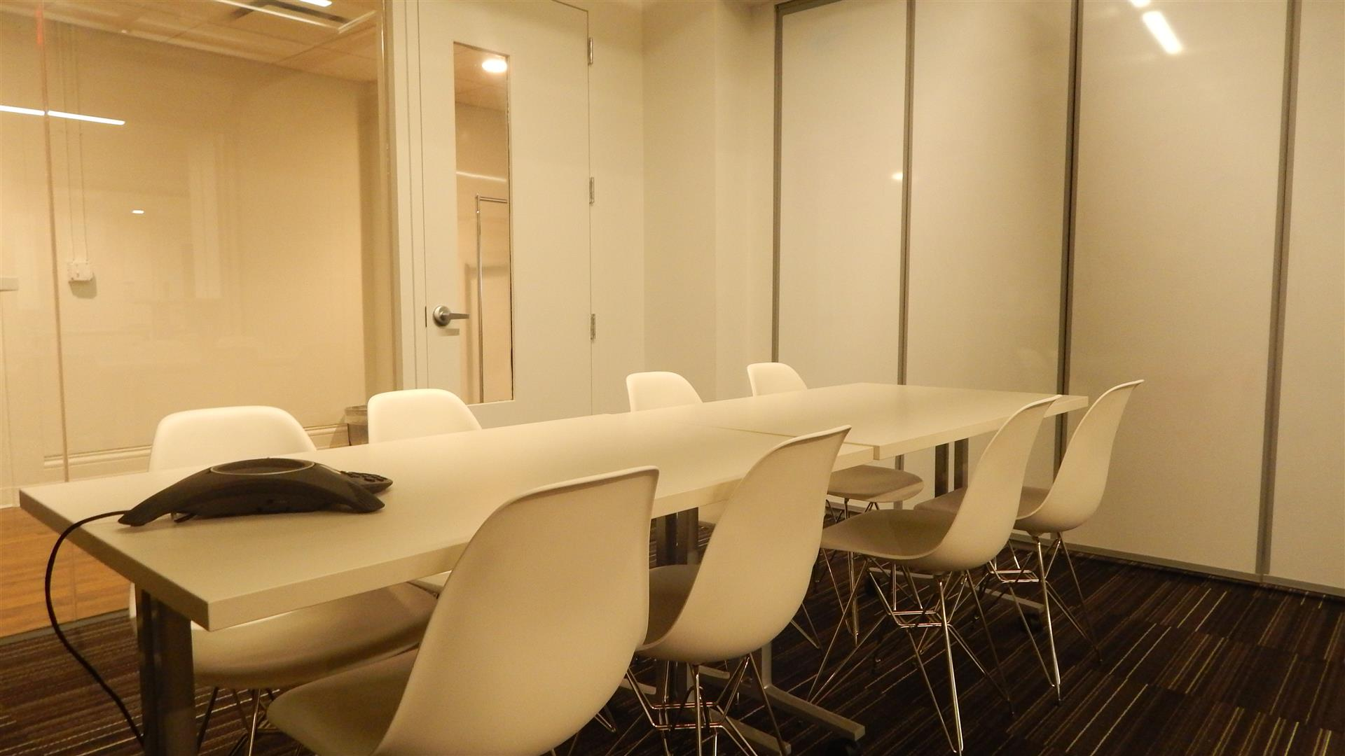 Impact Hub DC - Kampala Meeting Room