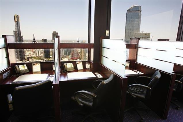 Servcorp 140 William street - Business Lounge 2