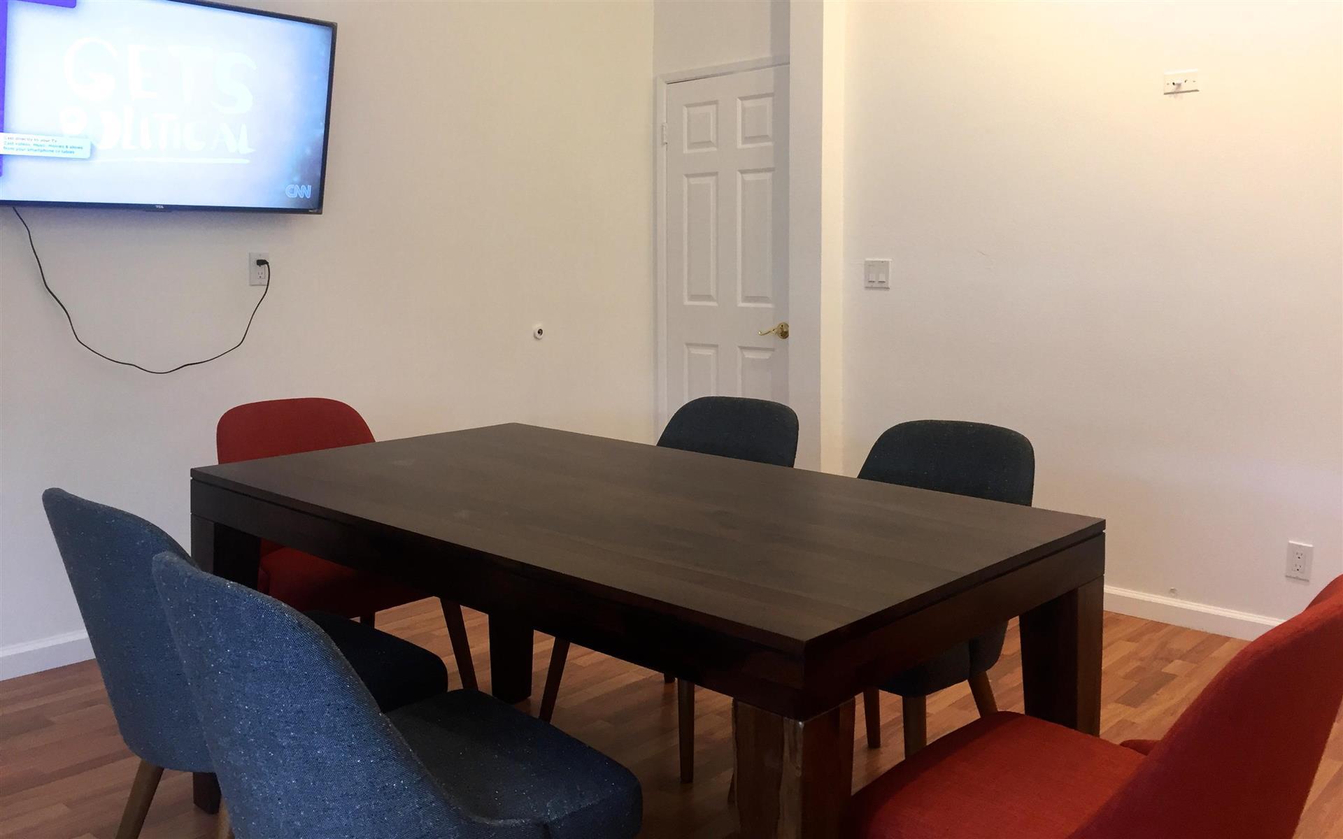 OnePiece Work - Borad Room next to Santana Row
