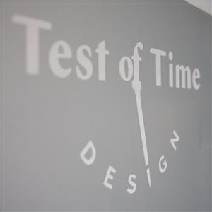 Logo of Test of Time Design