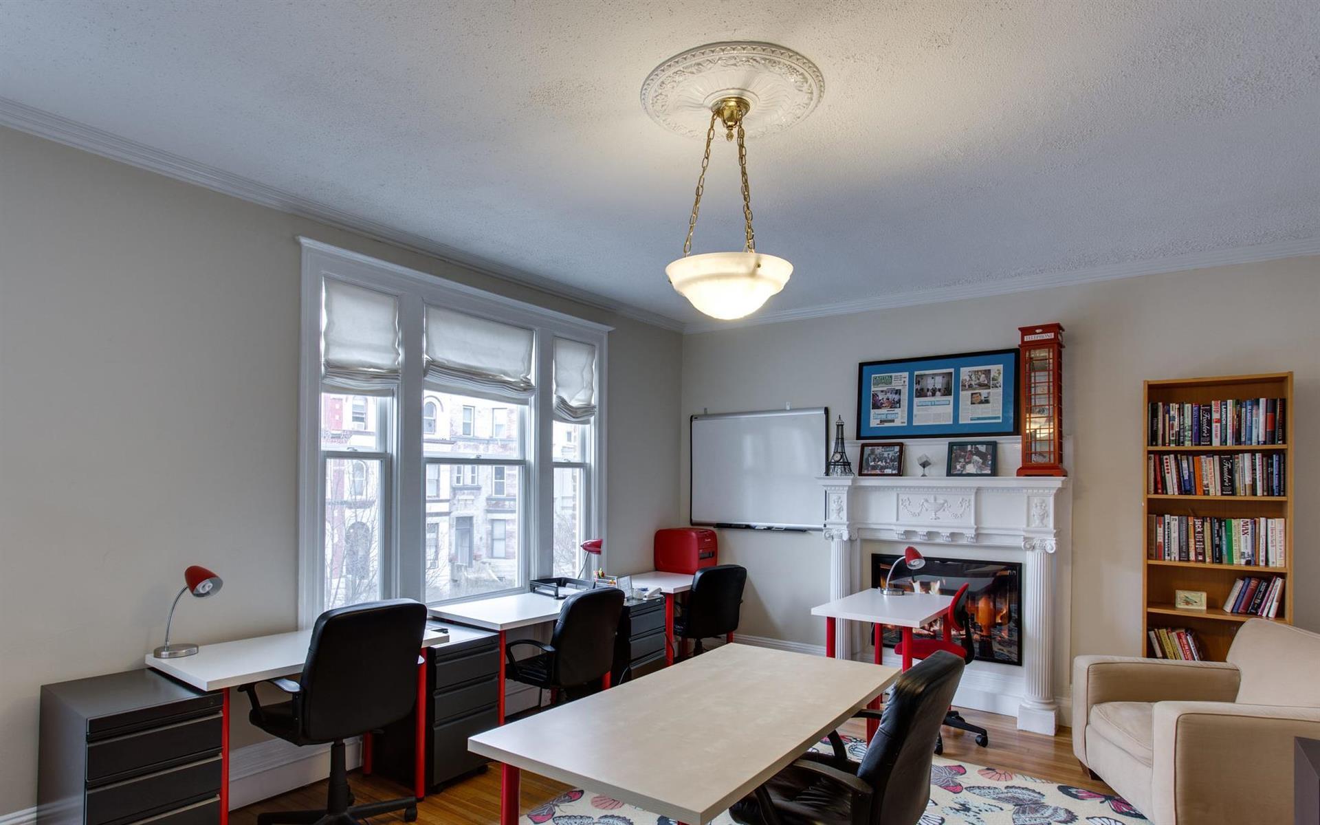 Dupont Circle Business Incubator (DCBI) - DCBI: Shared Office Space
