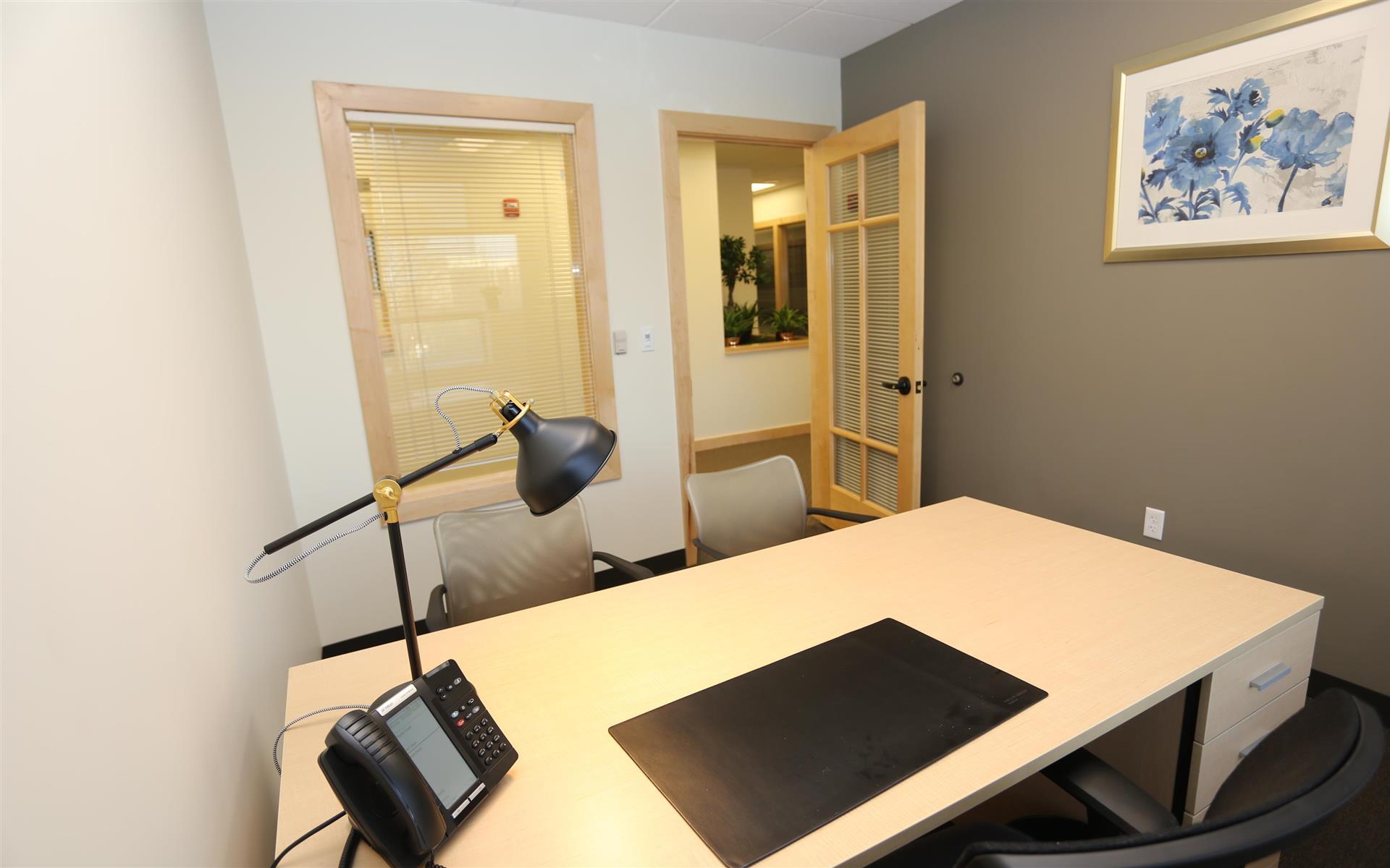 Intelligent Office Bethesda - Dedicated Interior Office