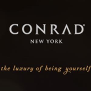 Logo of Conrad New York