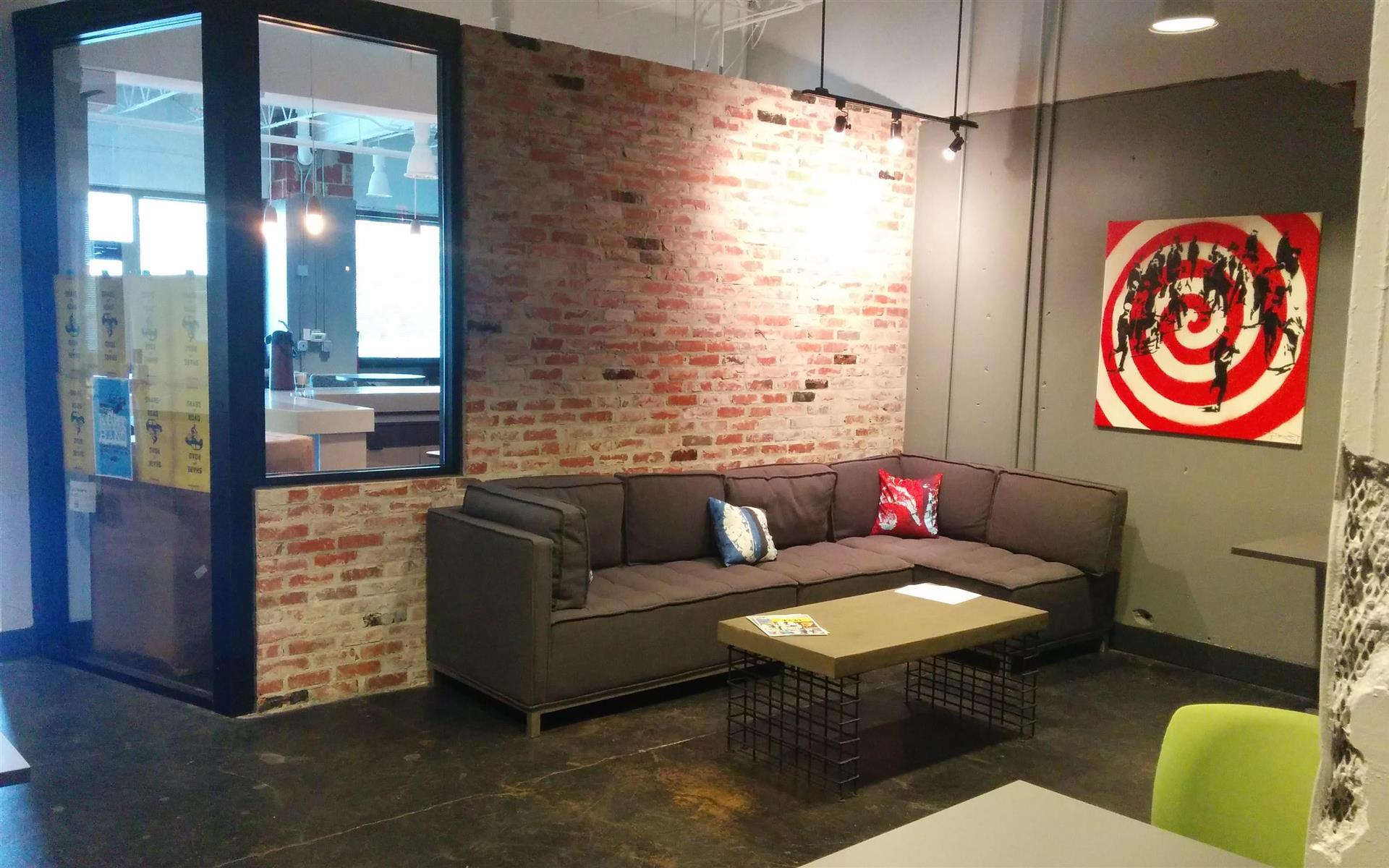 The Exchange - Open Coworking Space