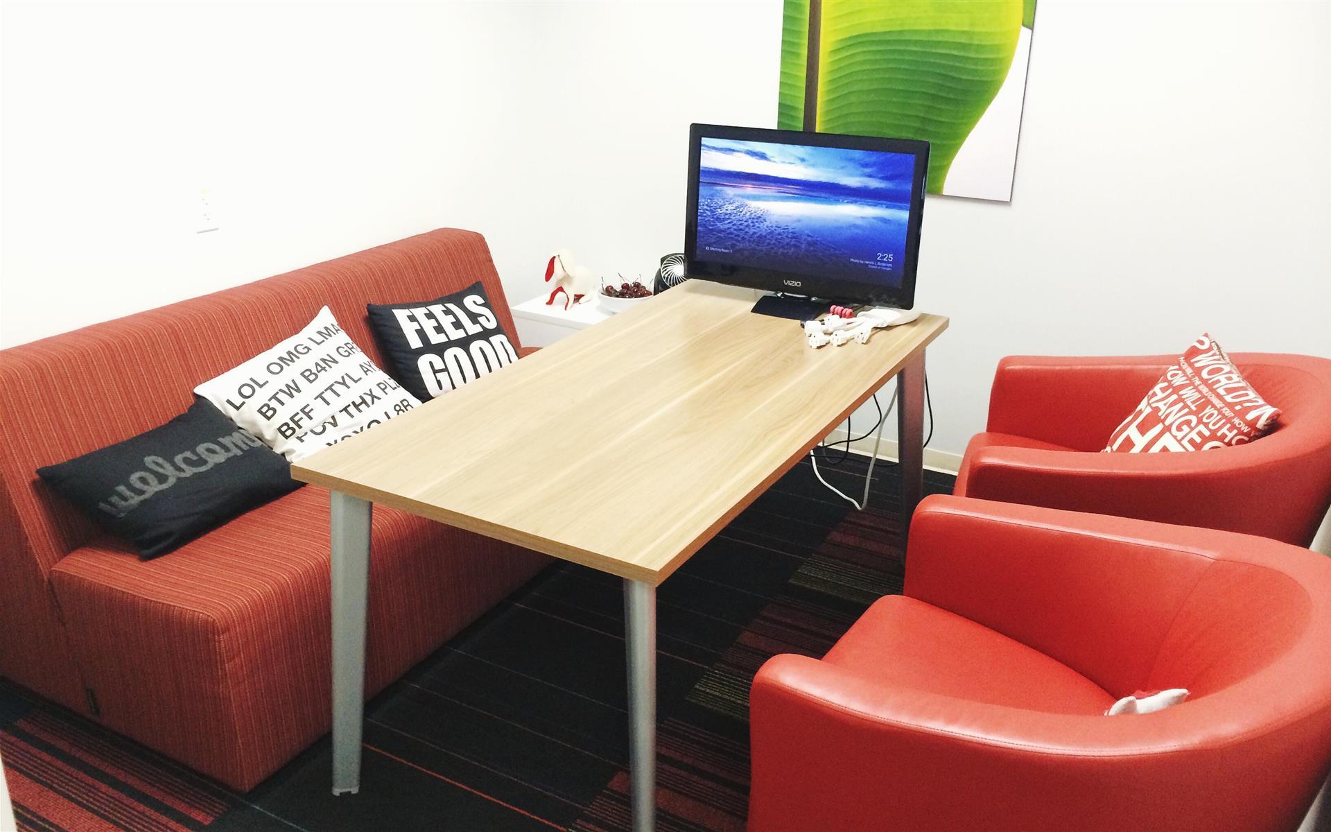 Link Coworking - Meeting Room 3