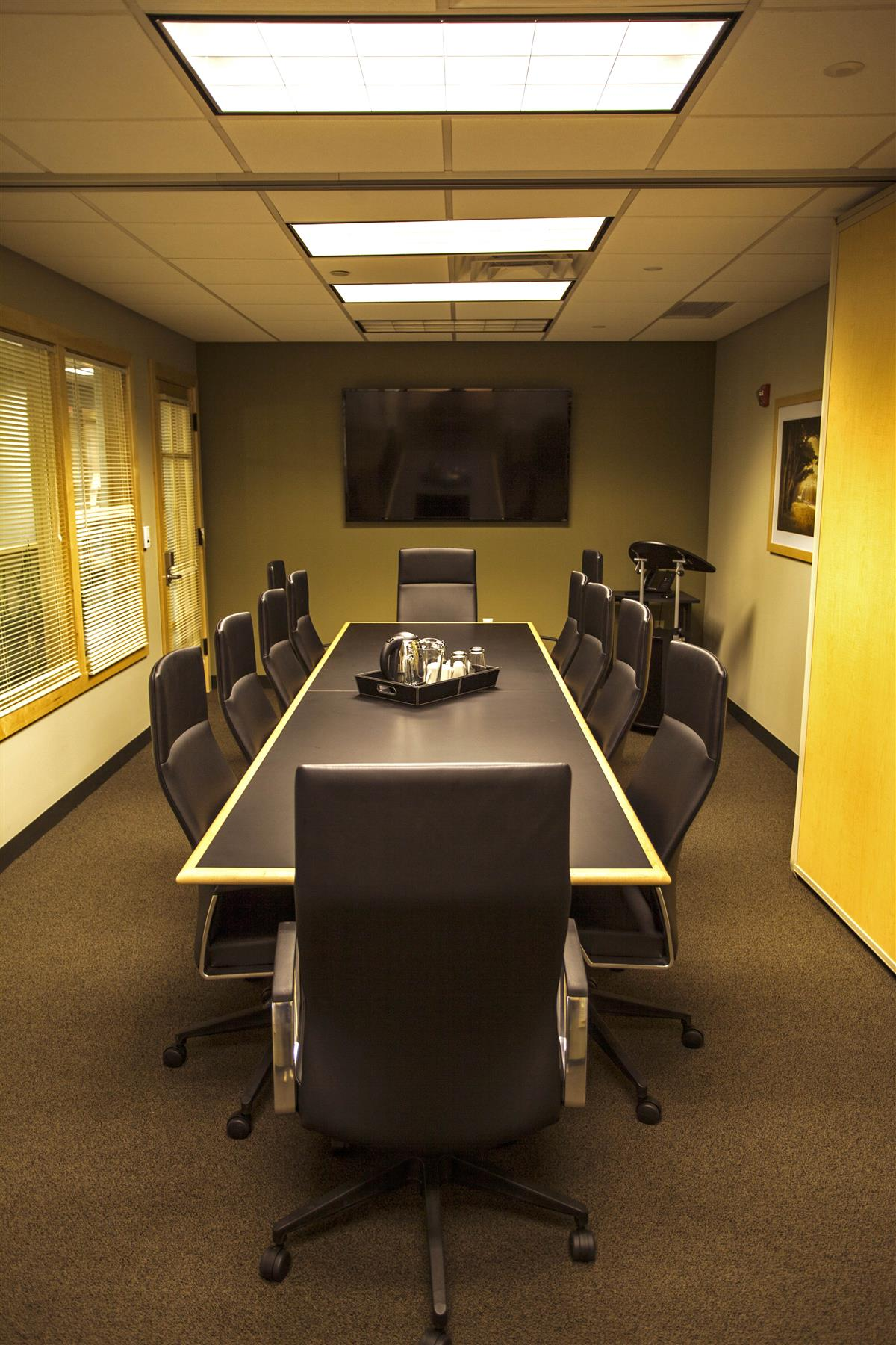 Intelligent Office - Columbus - Large Conference Room