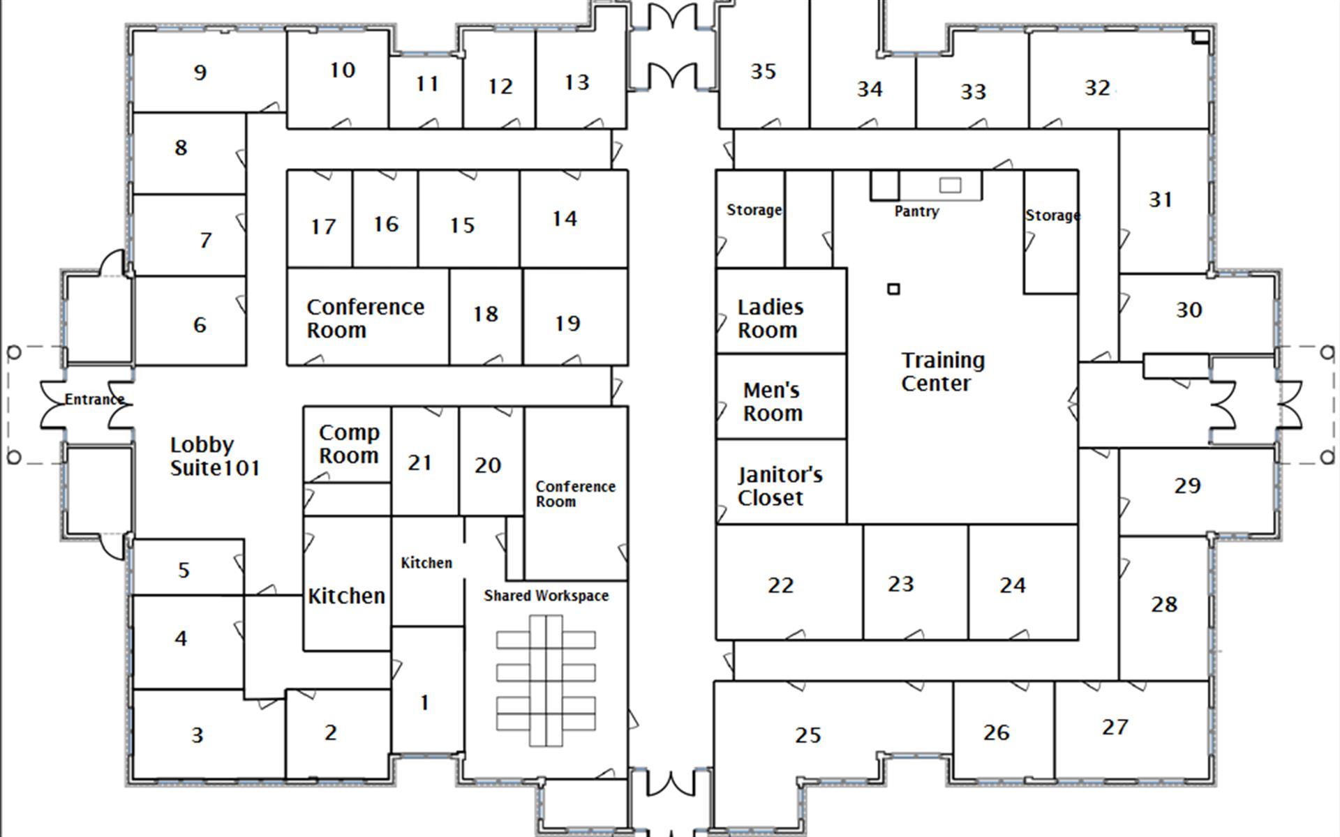 Liberty Office Suites - Montville - Office #26