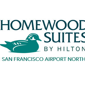 Logo of Homewood Suites by Hilton San Francisco Airport North
