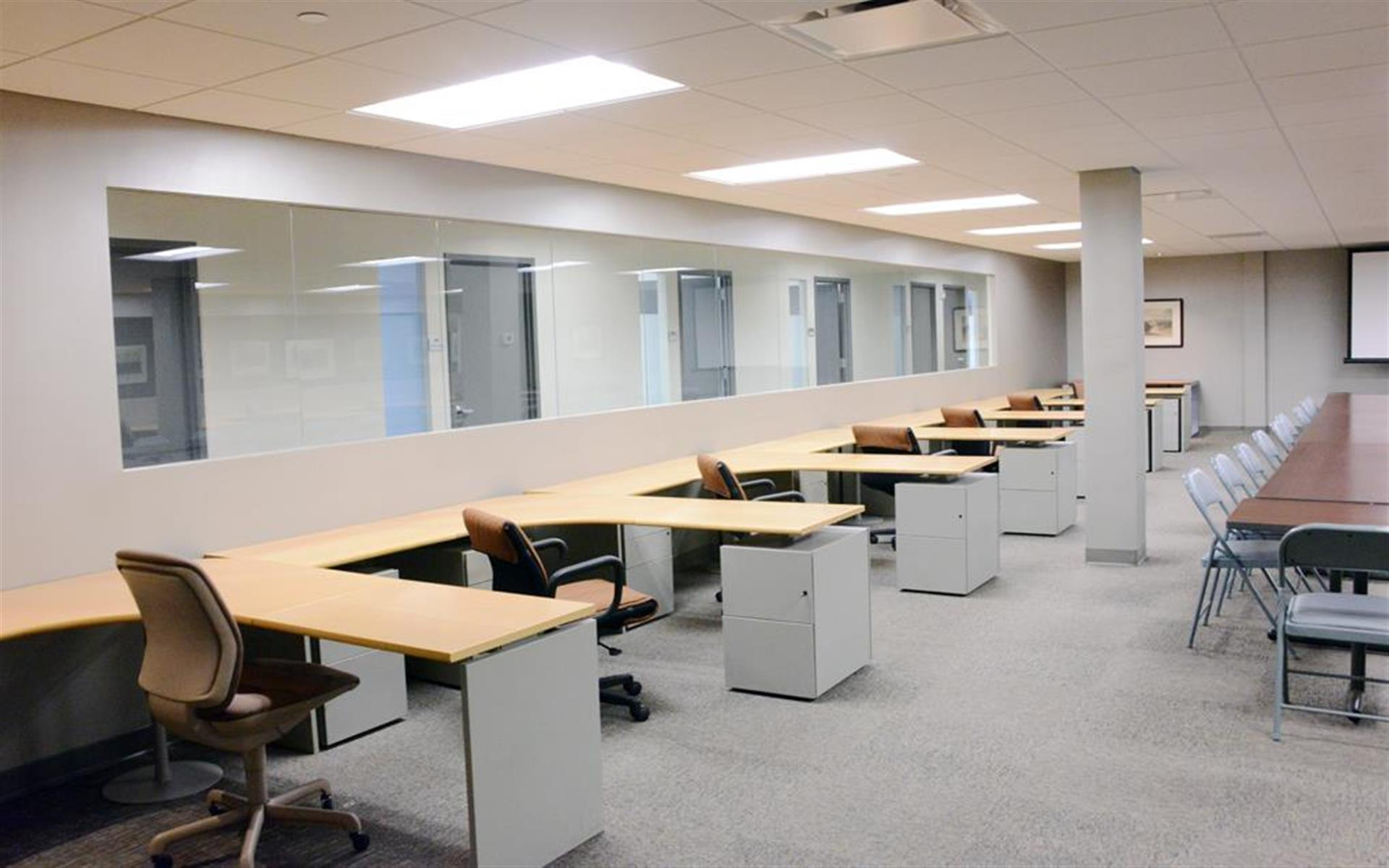 CORPORATE EXECUTIVE OFFICES - Seminar Room